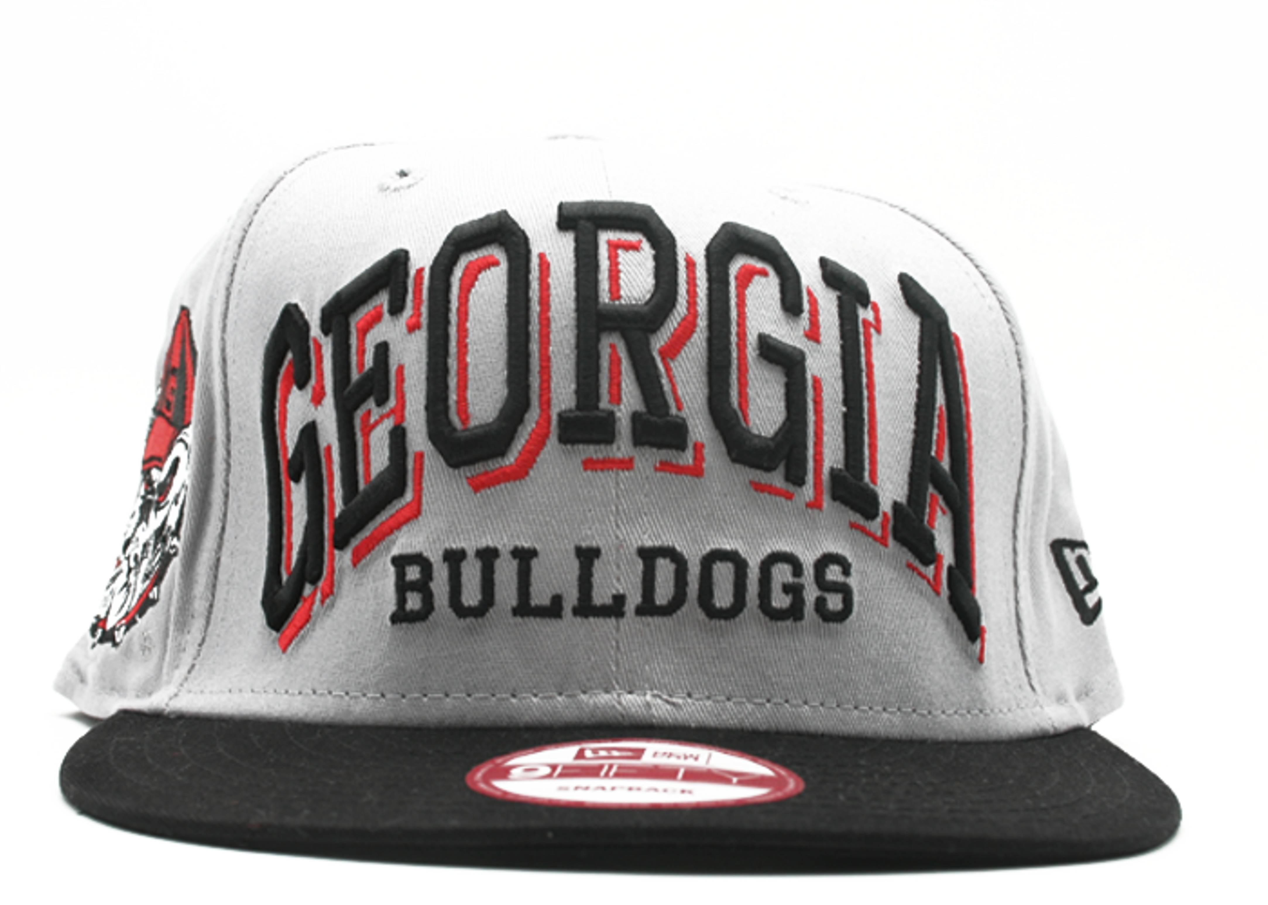 georgia bulldogs snap-back