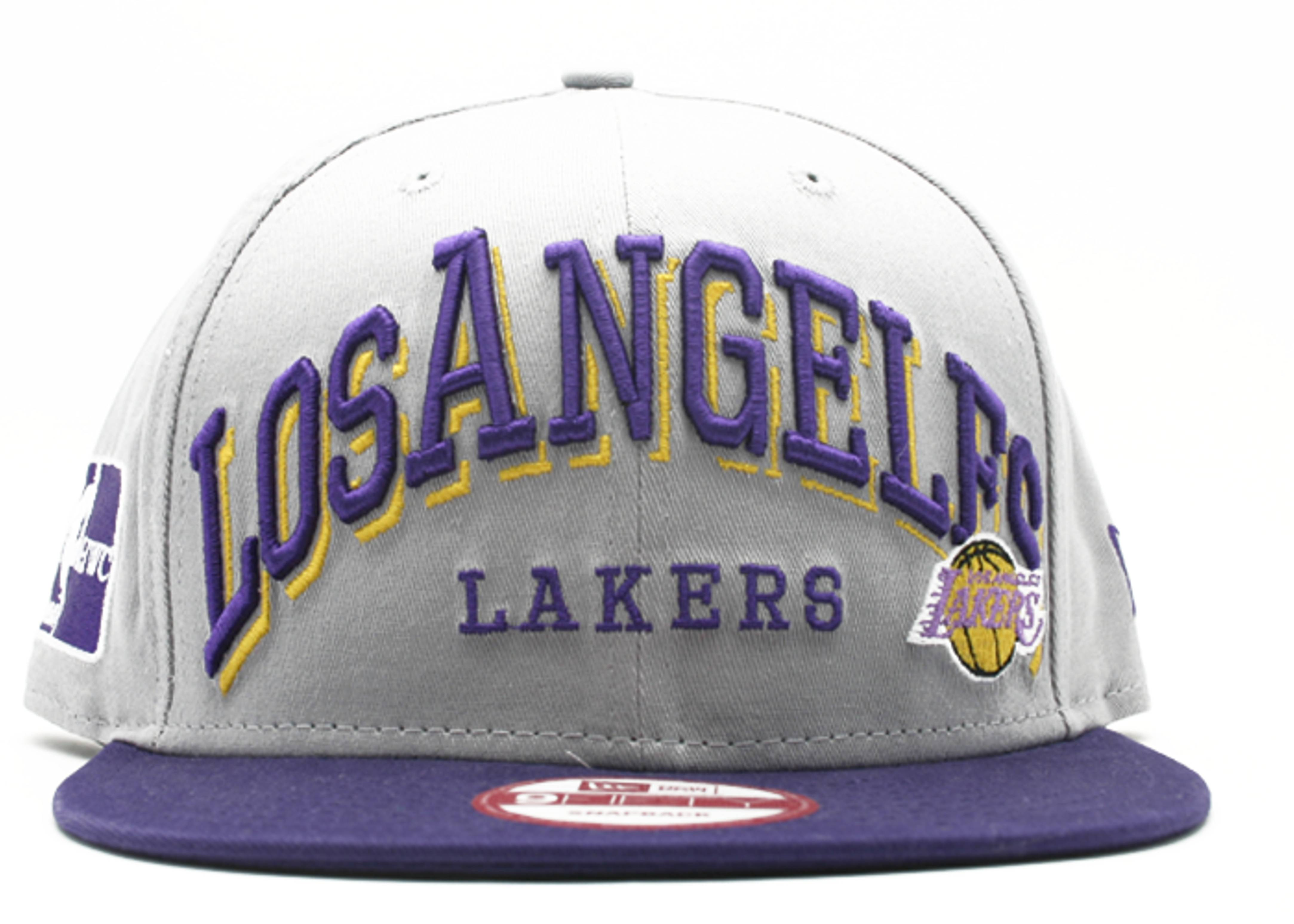 los angeles lakers snap-back