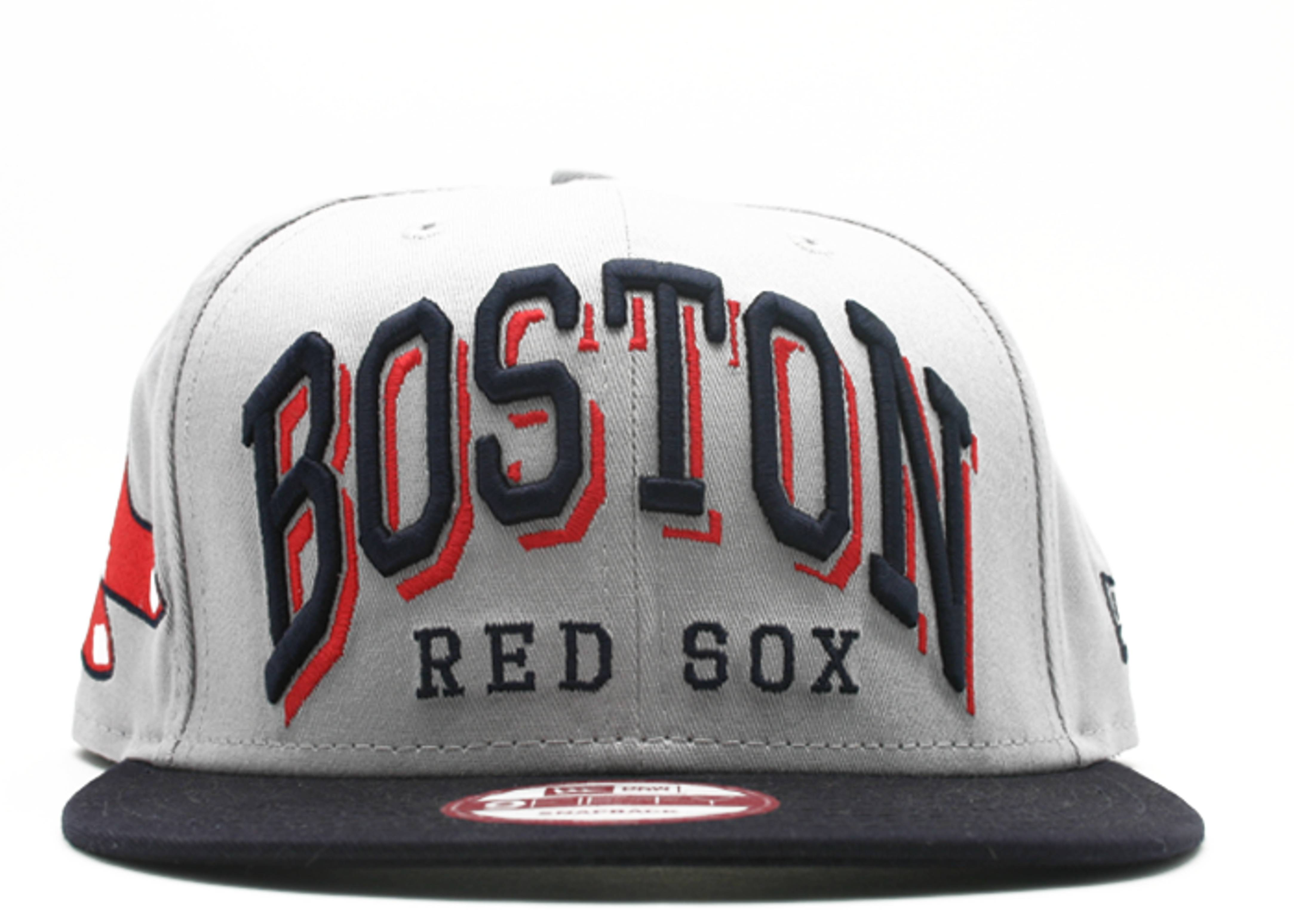 boston red sox snap-back