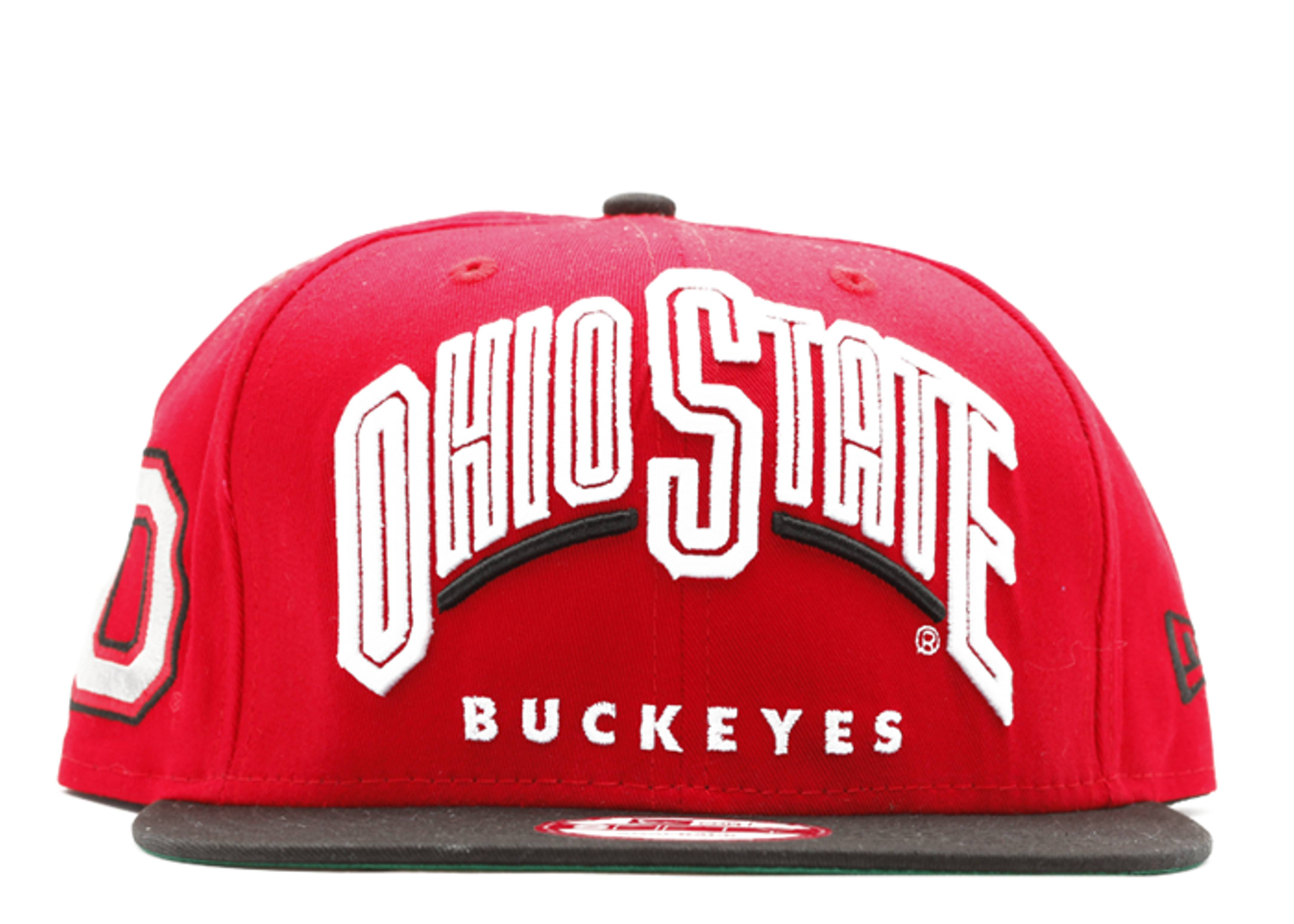 ohio state buckeyes snap-back