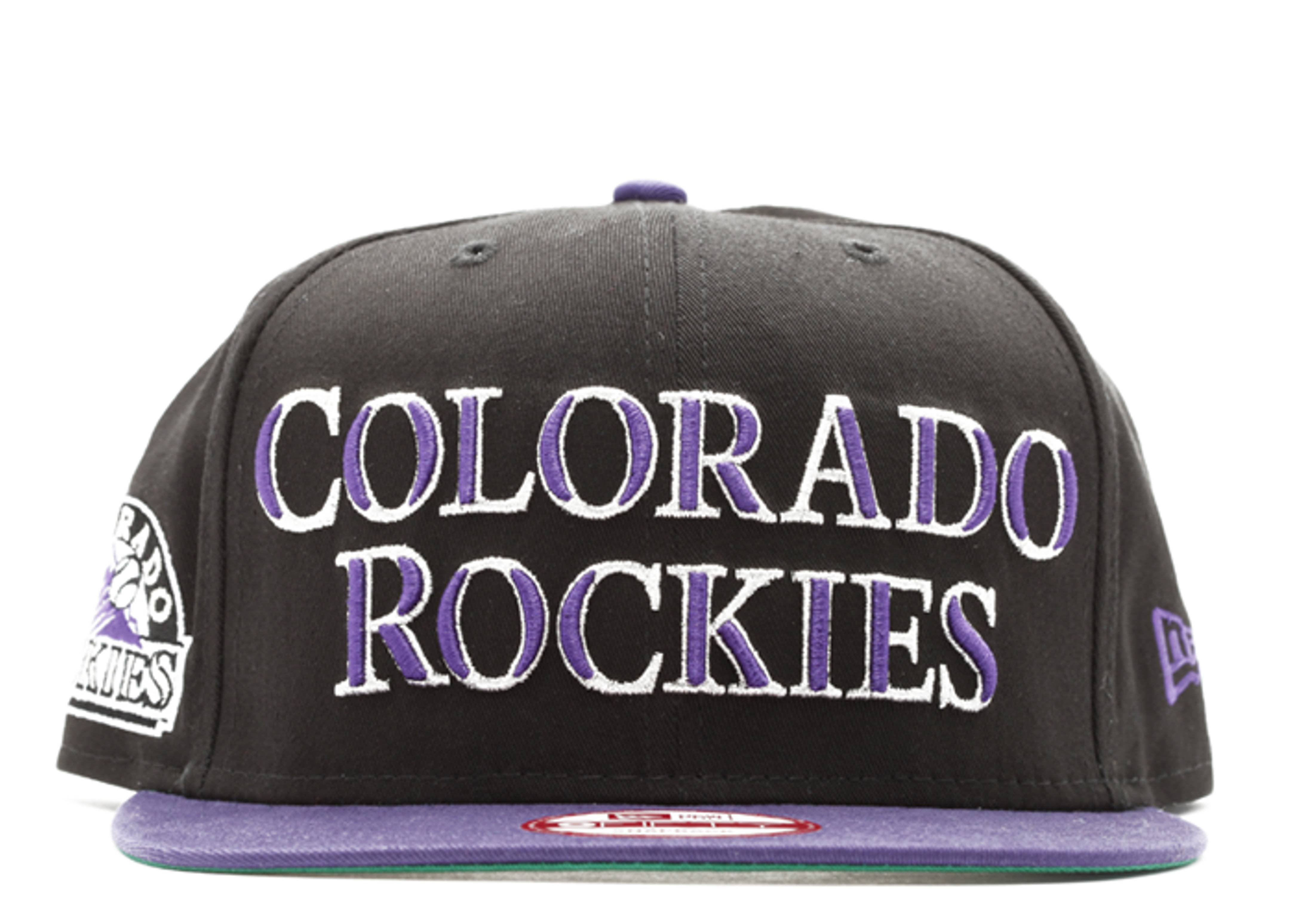 colorado rockies snap-back