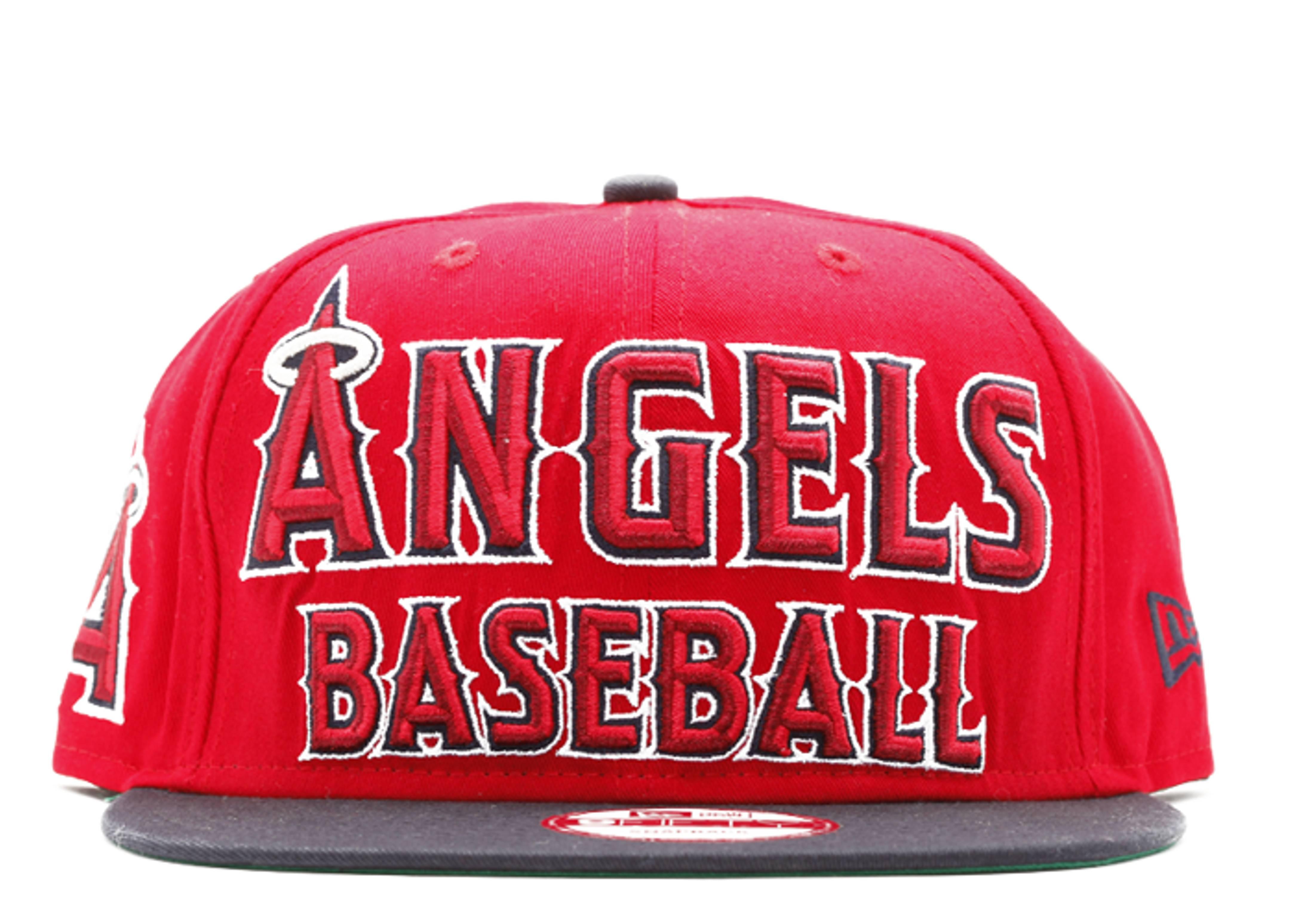 anahiem angels snap-back