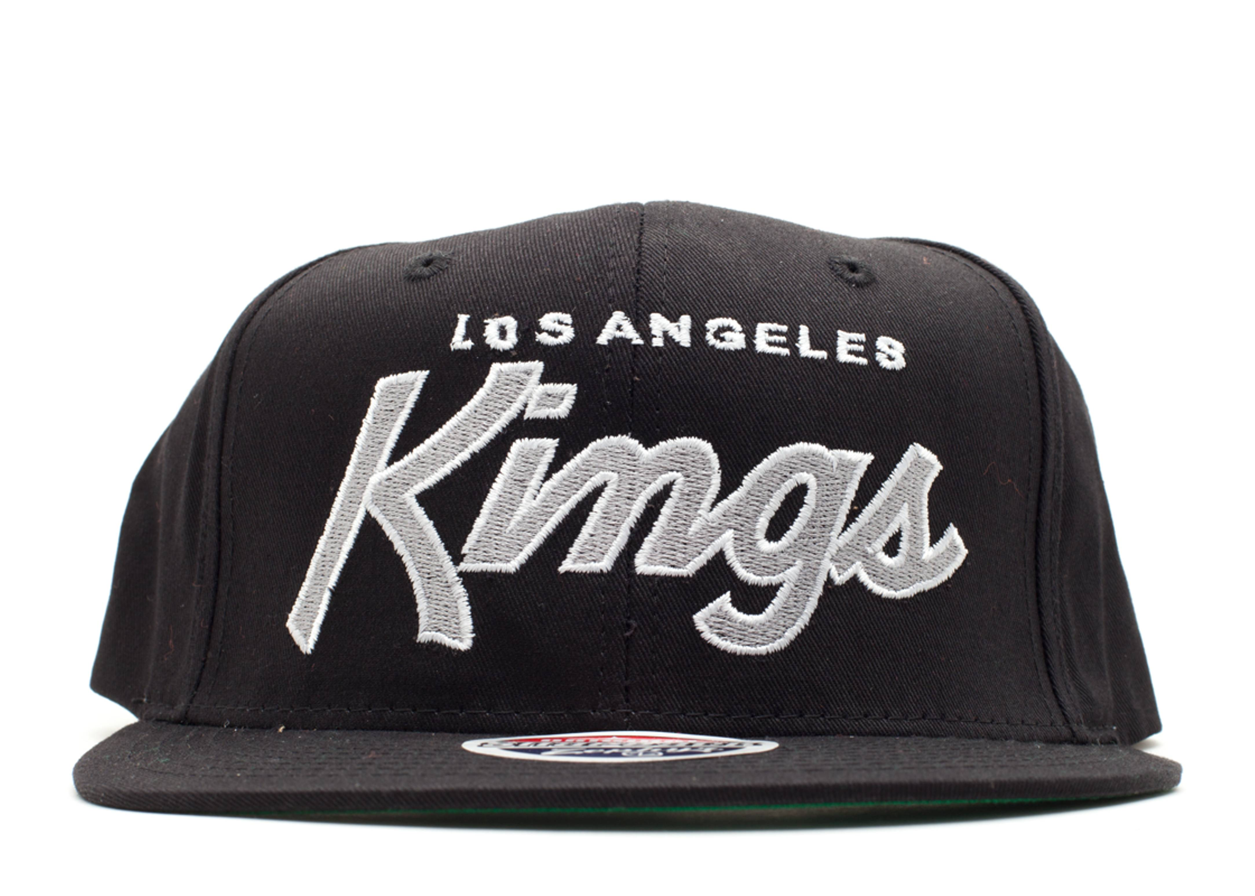 promo code 12cdc cc14d Los Angeles Kings Snap-back - Vintage - 7171255 - black ...