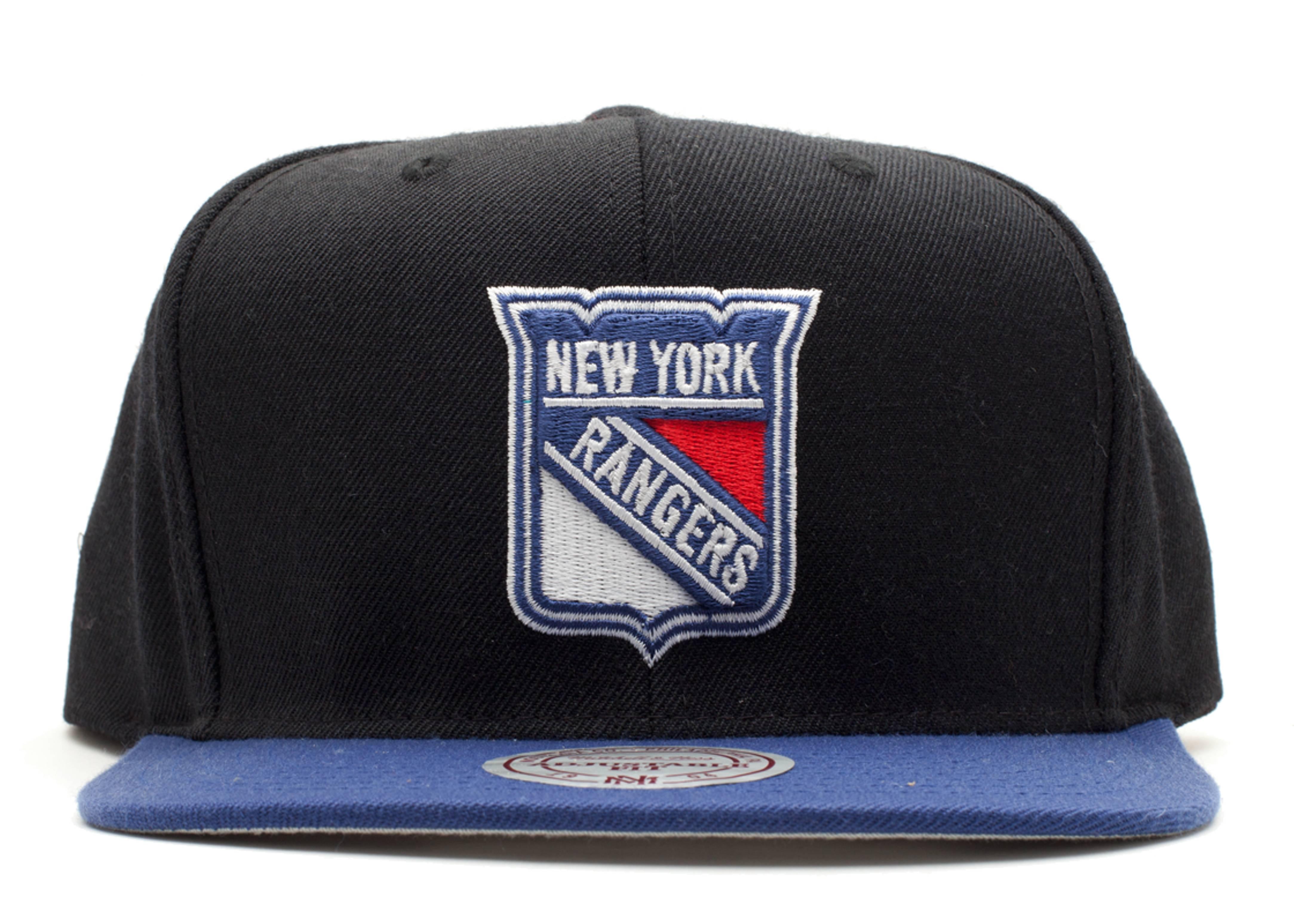new york rangers snap-back