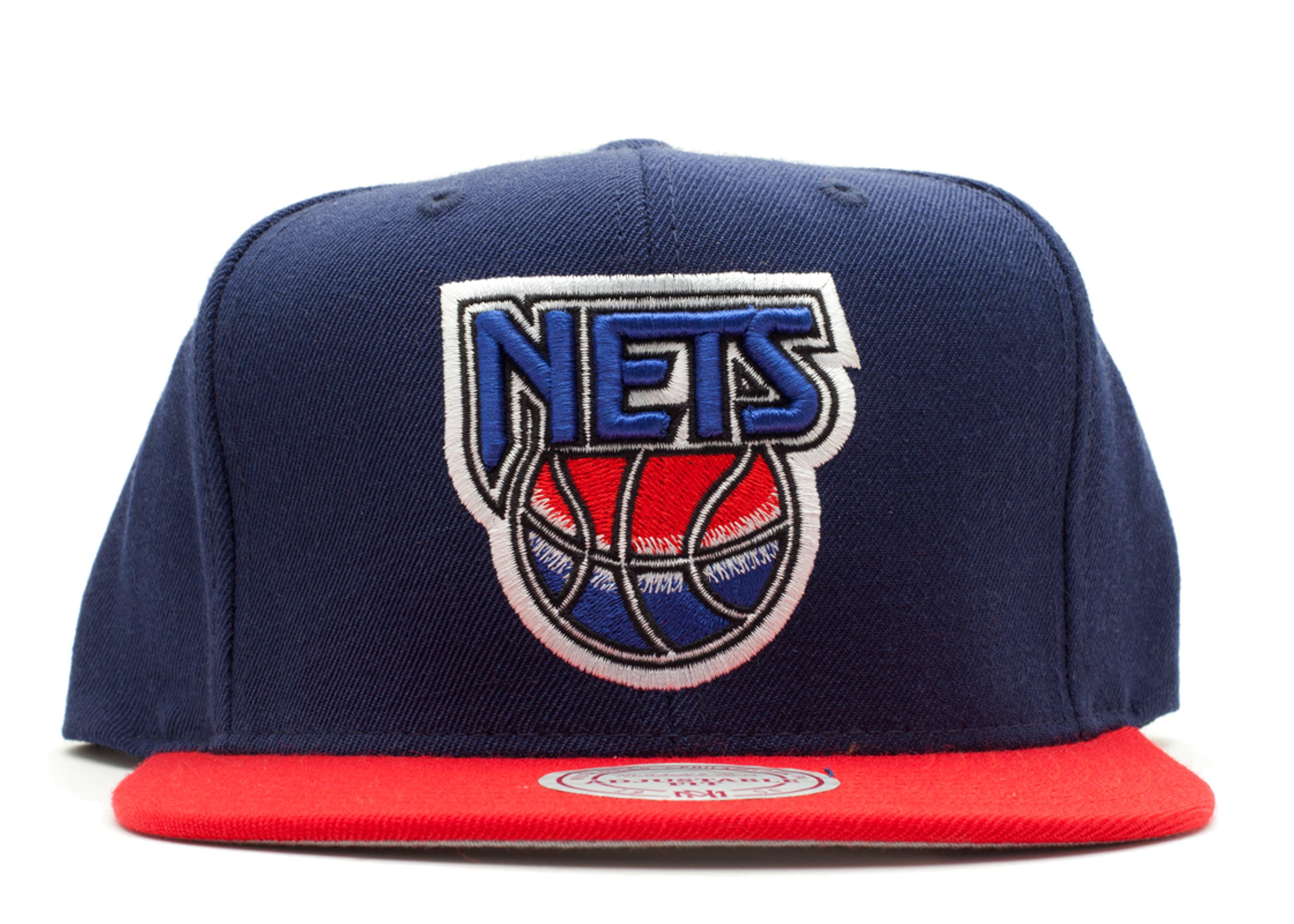 new jersey nets snap-back