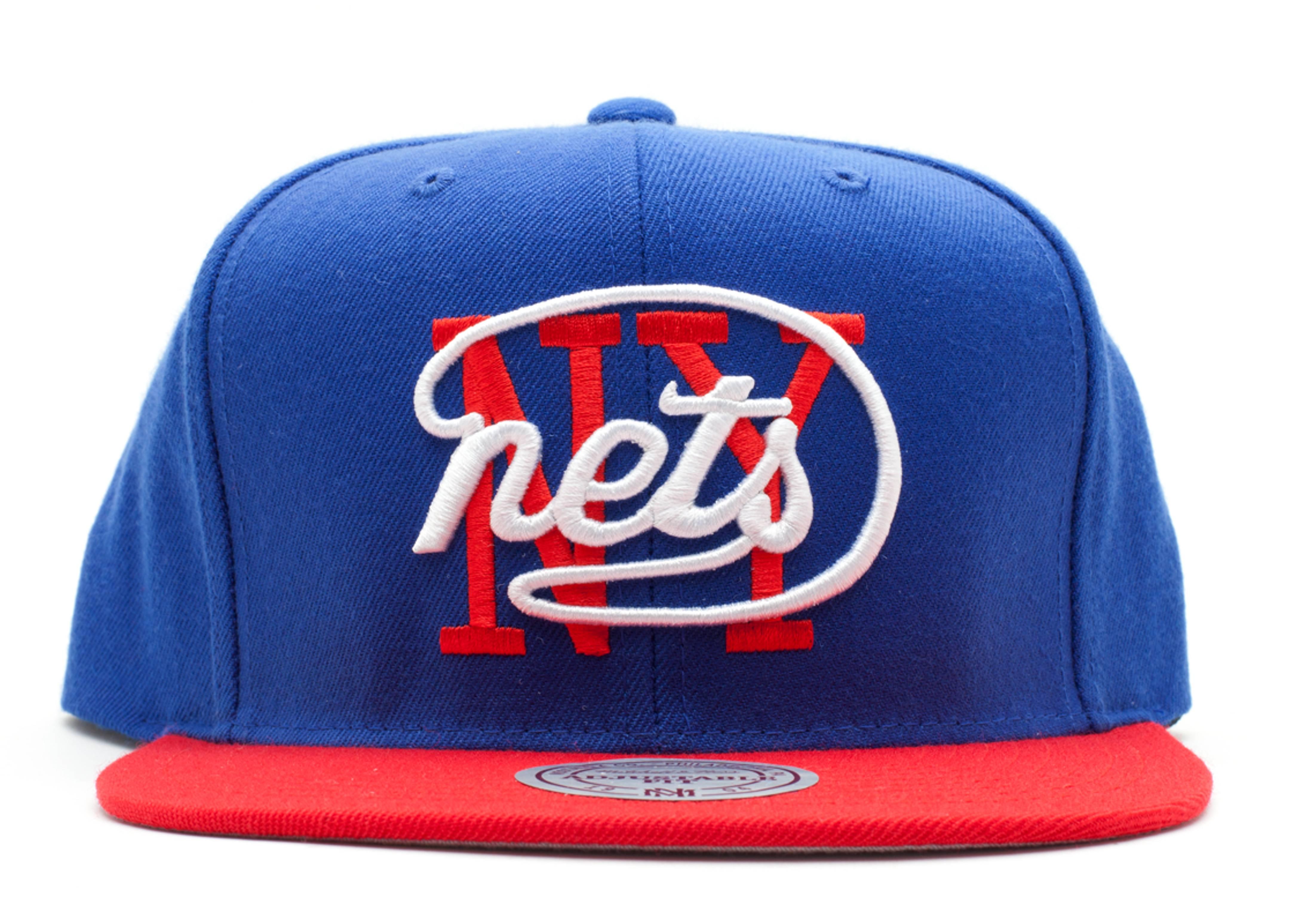 500666a93da New Jersey Nets Snap-back - Mitchell   Ness - ng31mtc5nnets - blue ...