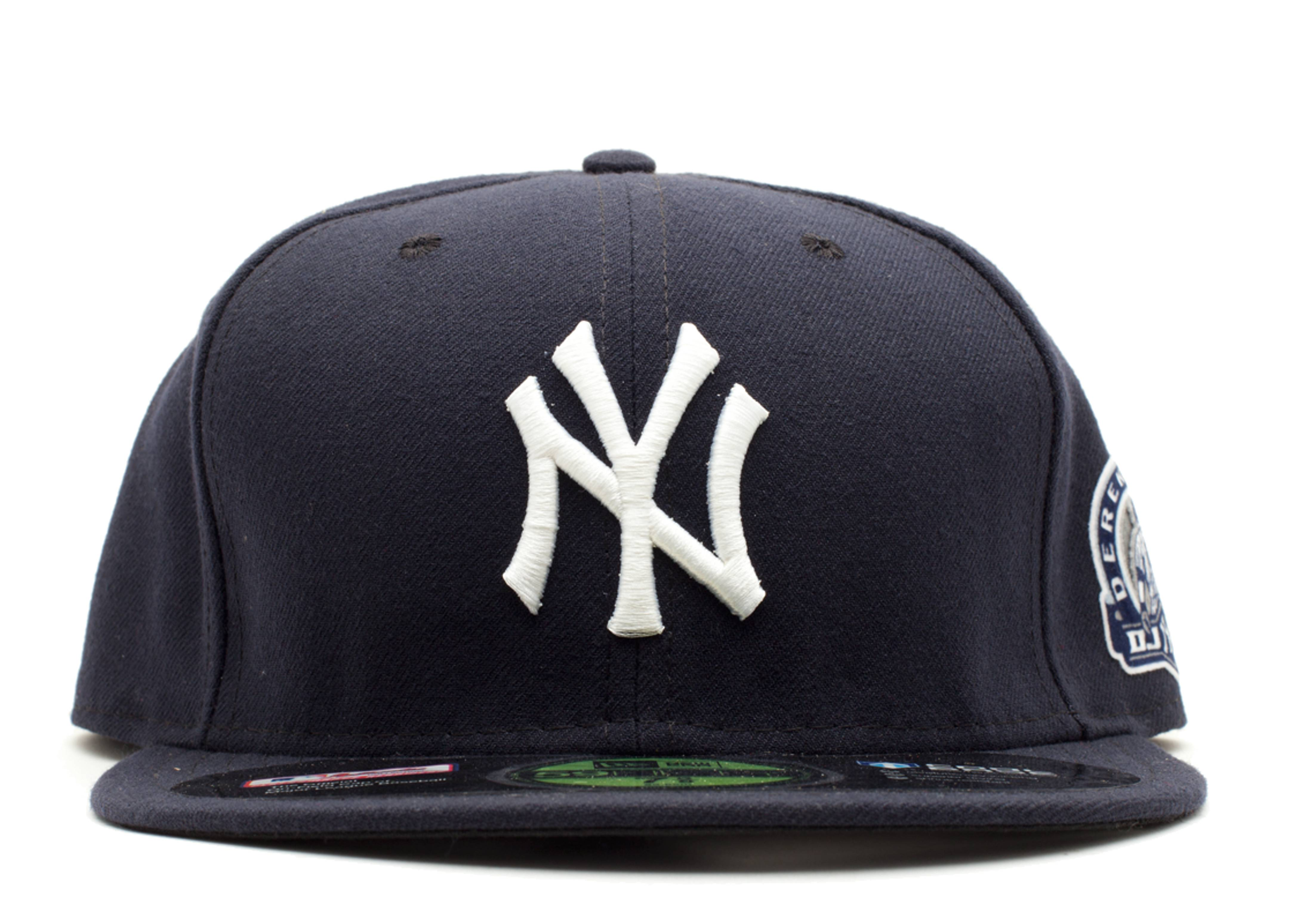 "new york yankees fitted ""derek jeter 3000 hits"""