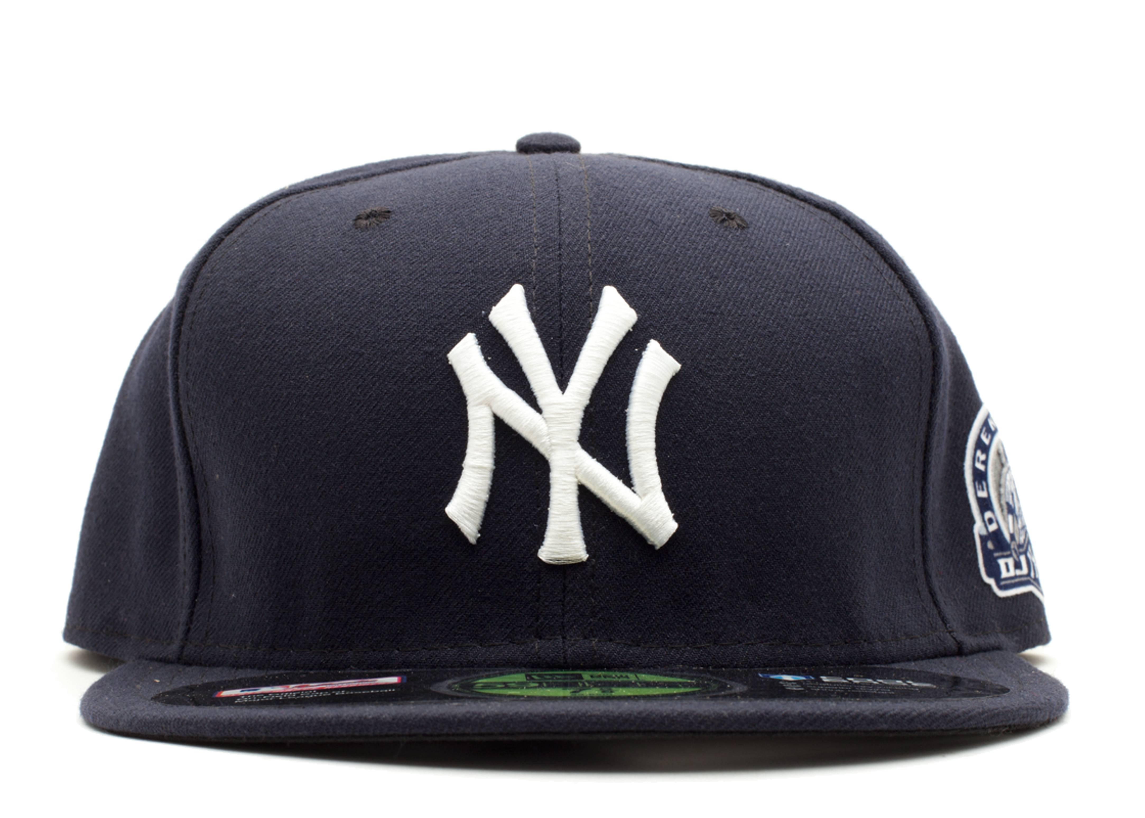 "new york yankees fitted ""derek jeter 3000 hits"""