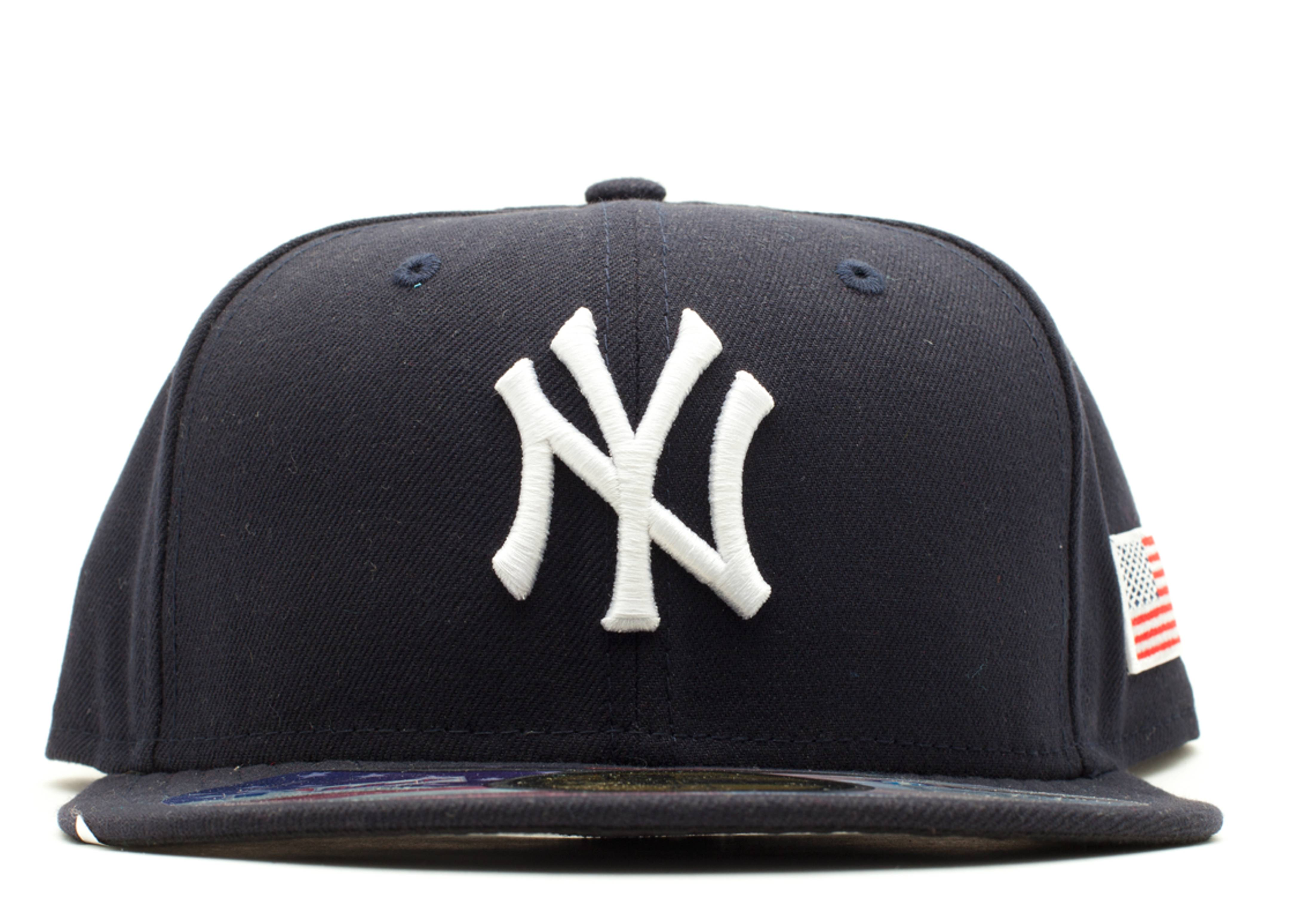 """new york yankees fitted """"9-11 game"""""""