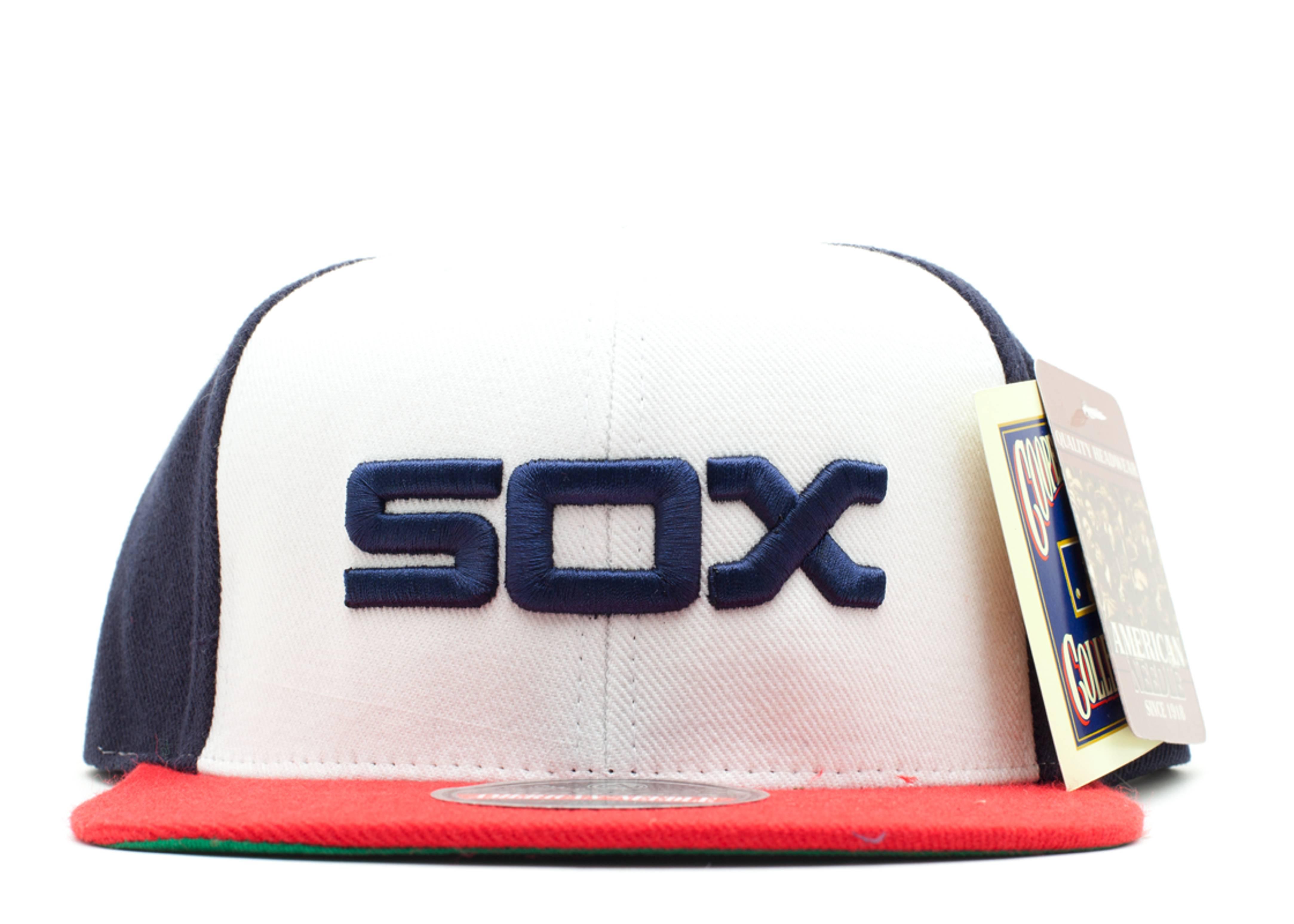 chicago whitesox snap-back