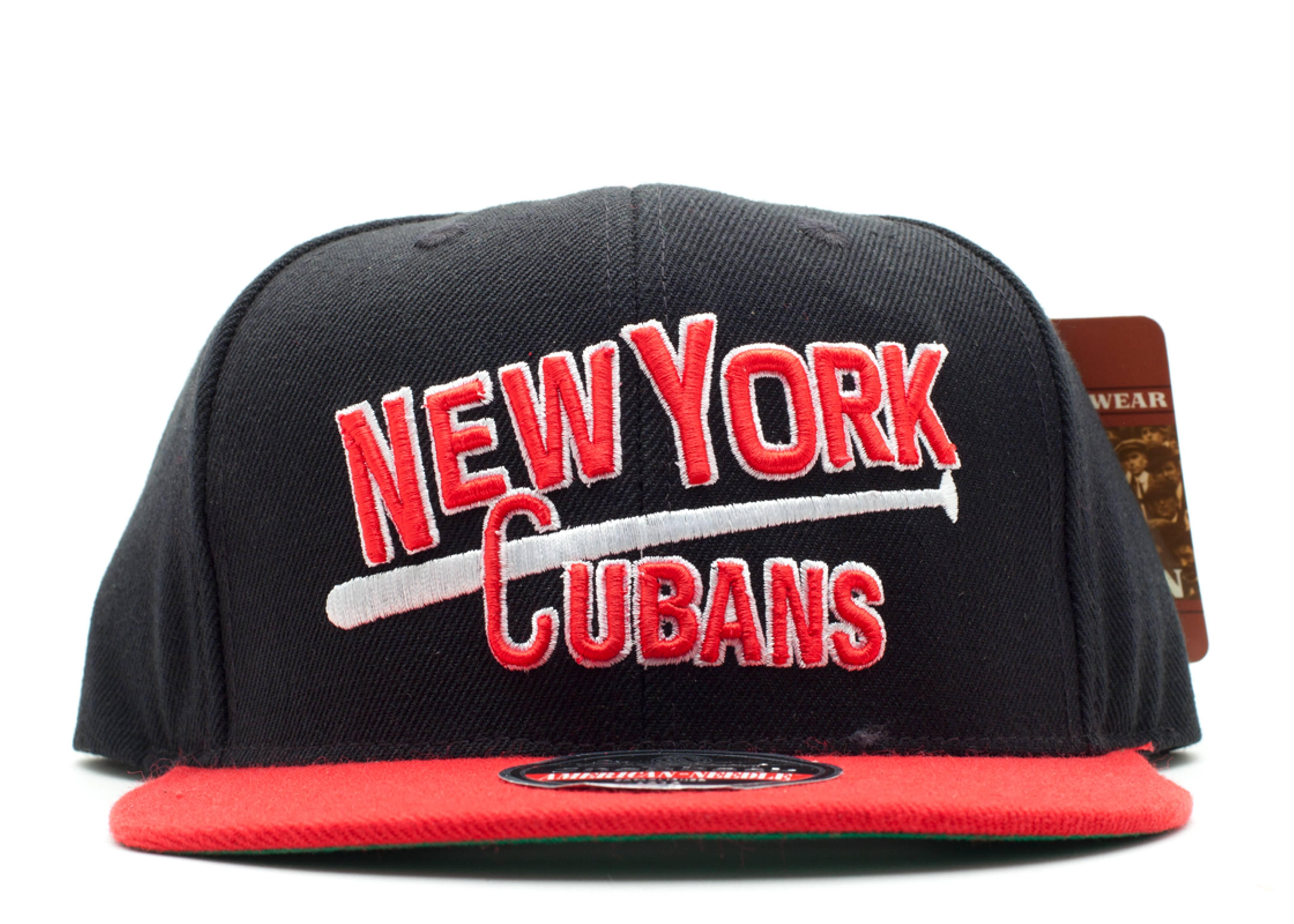 new york cubans snap-back