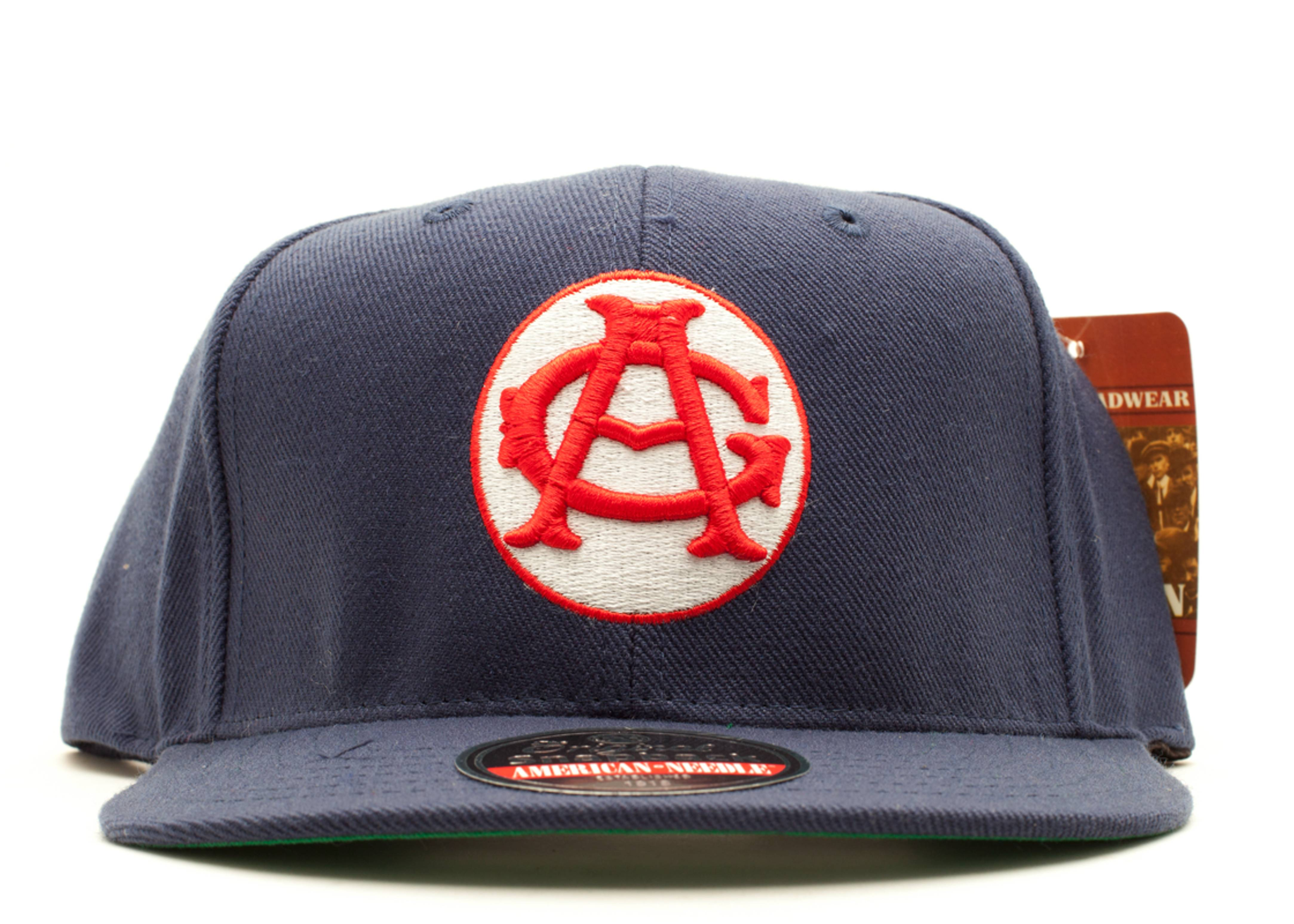 chicago american giants snap-back