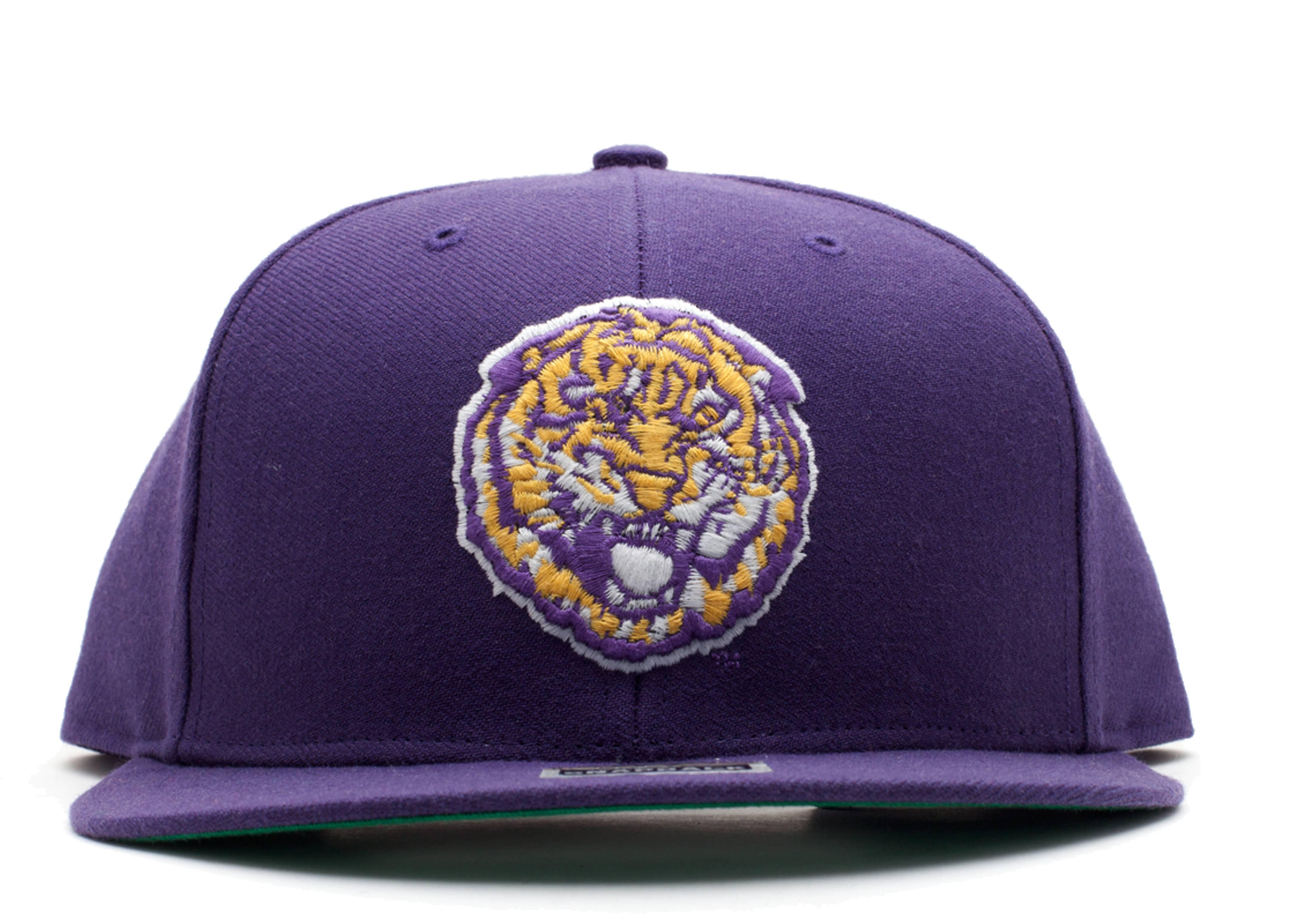 lsu tigers snap-back