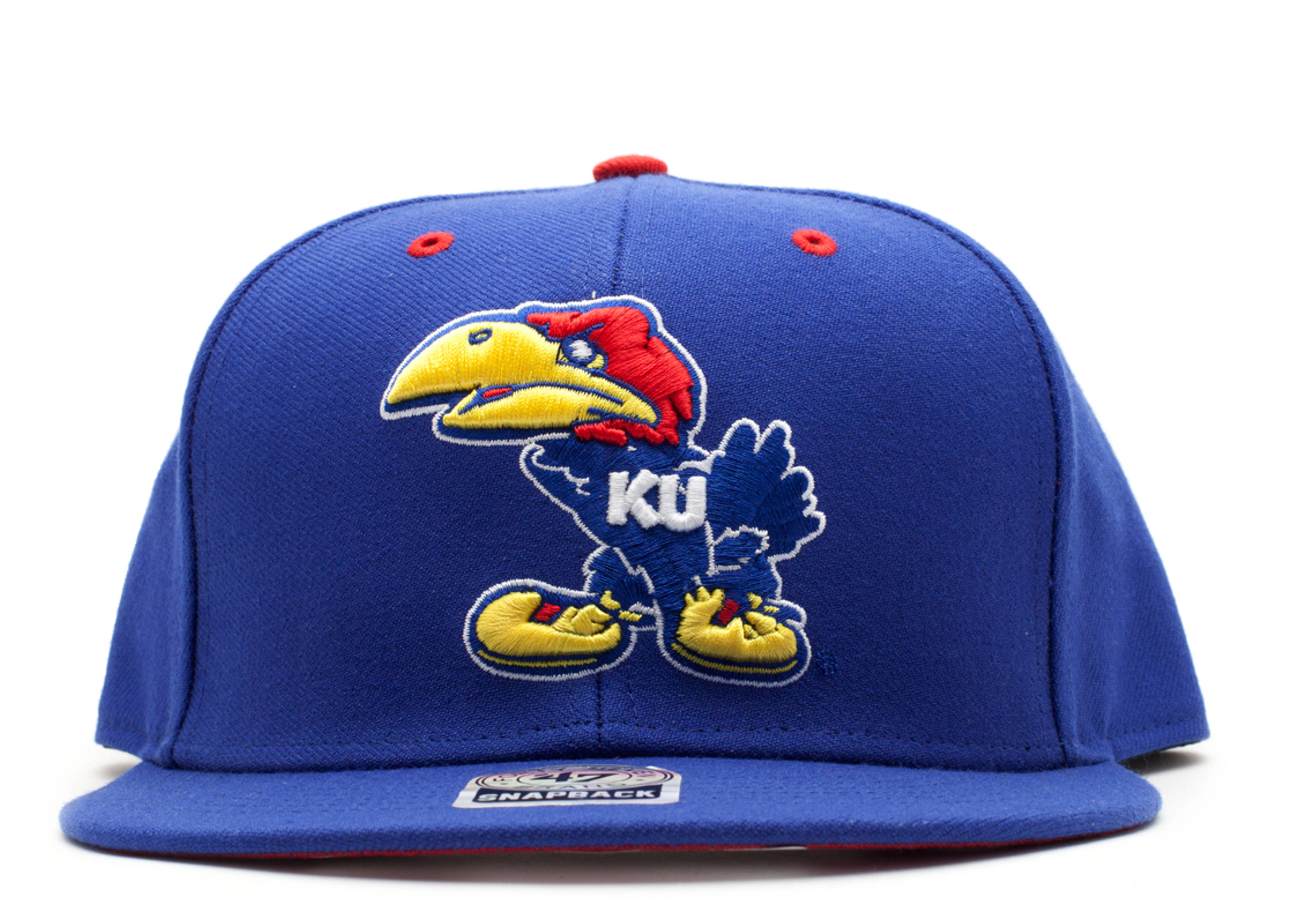 kansas jayhawks snap-back
