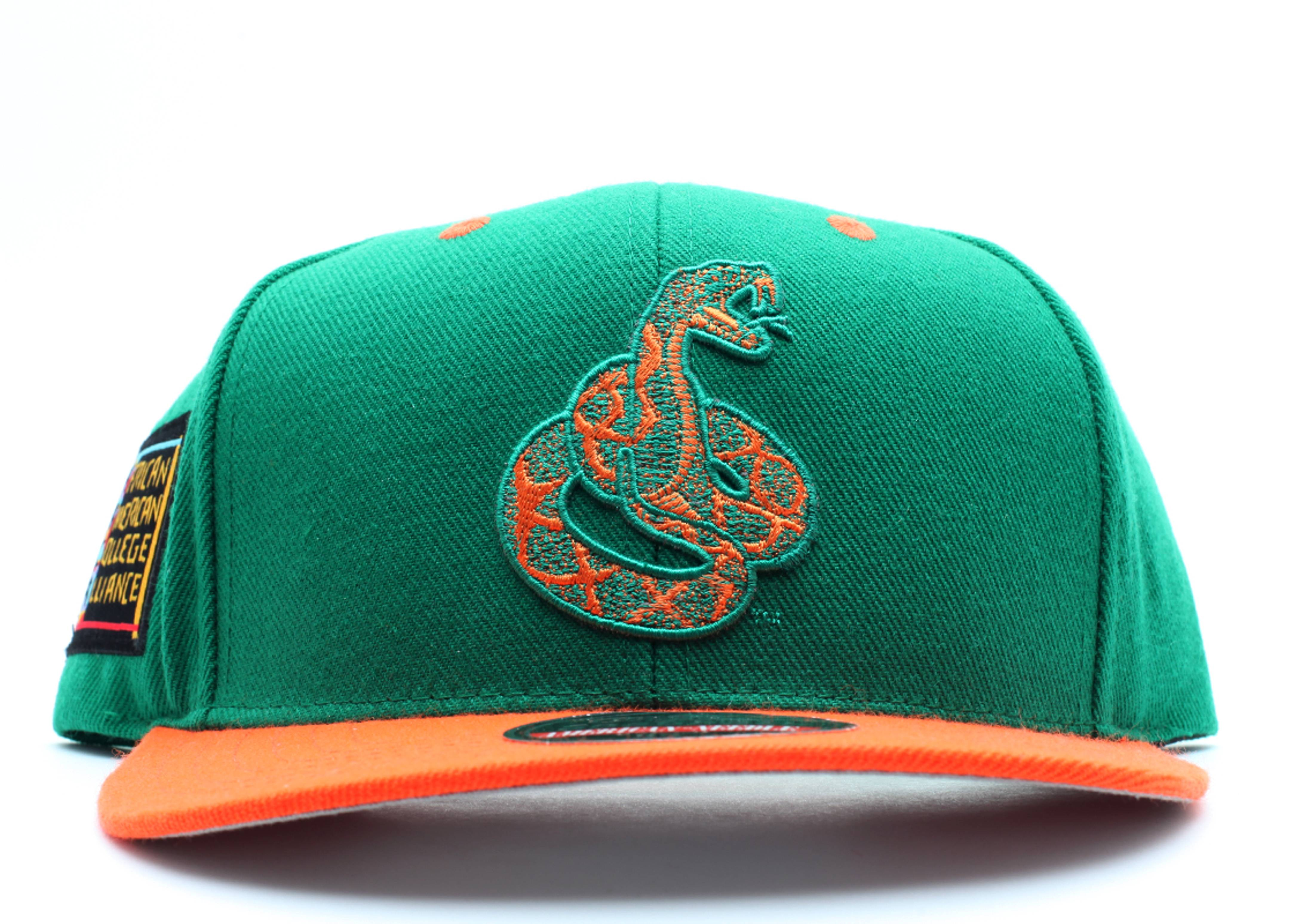 """florida a&m rattlers snap-back """"aaca"""""""
