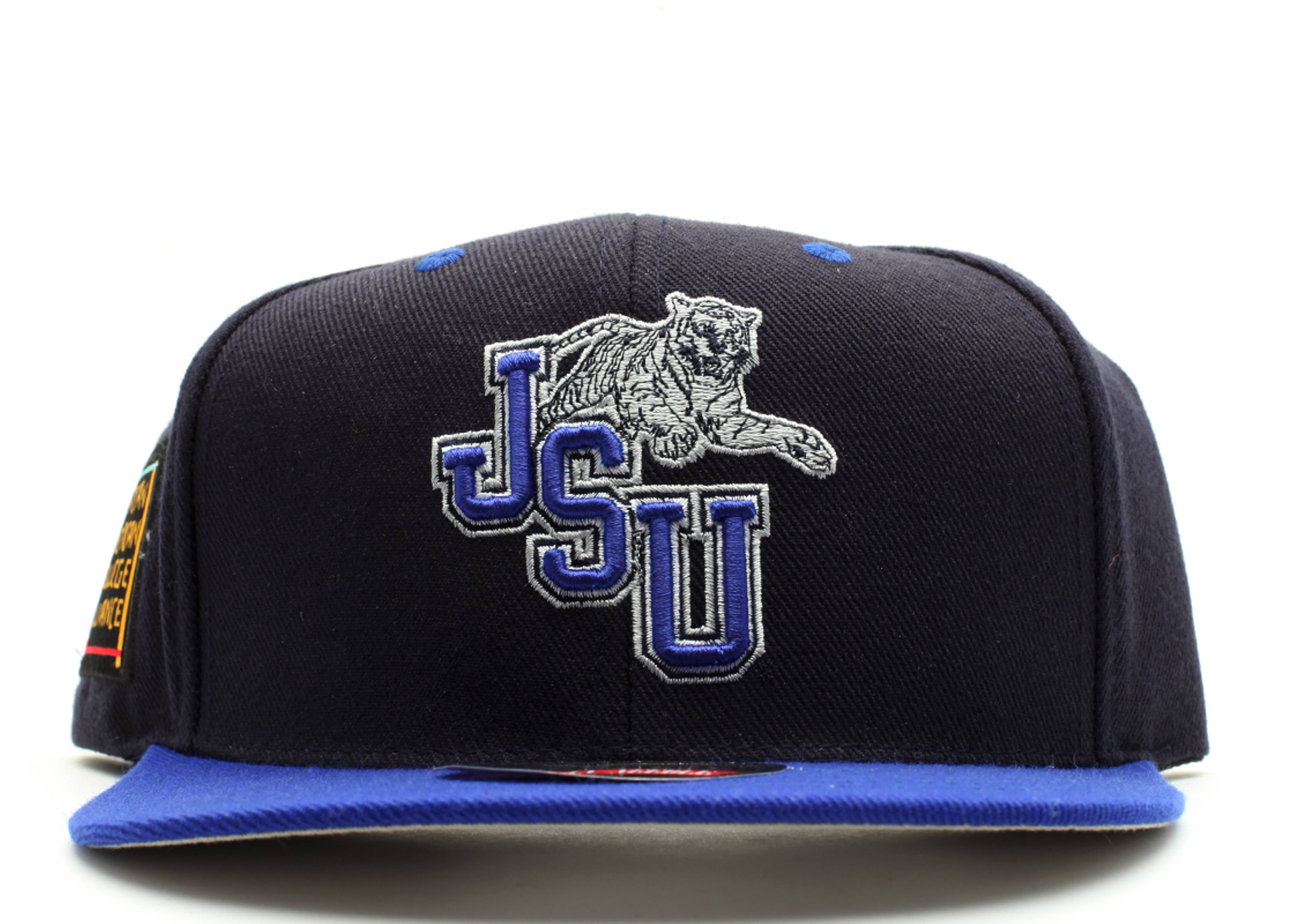 "jackson state tigers snap-back ""aaca"""