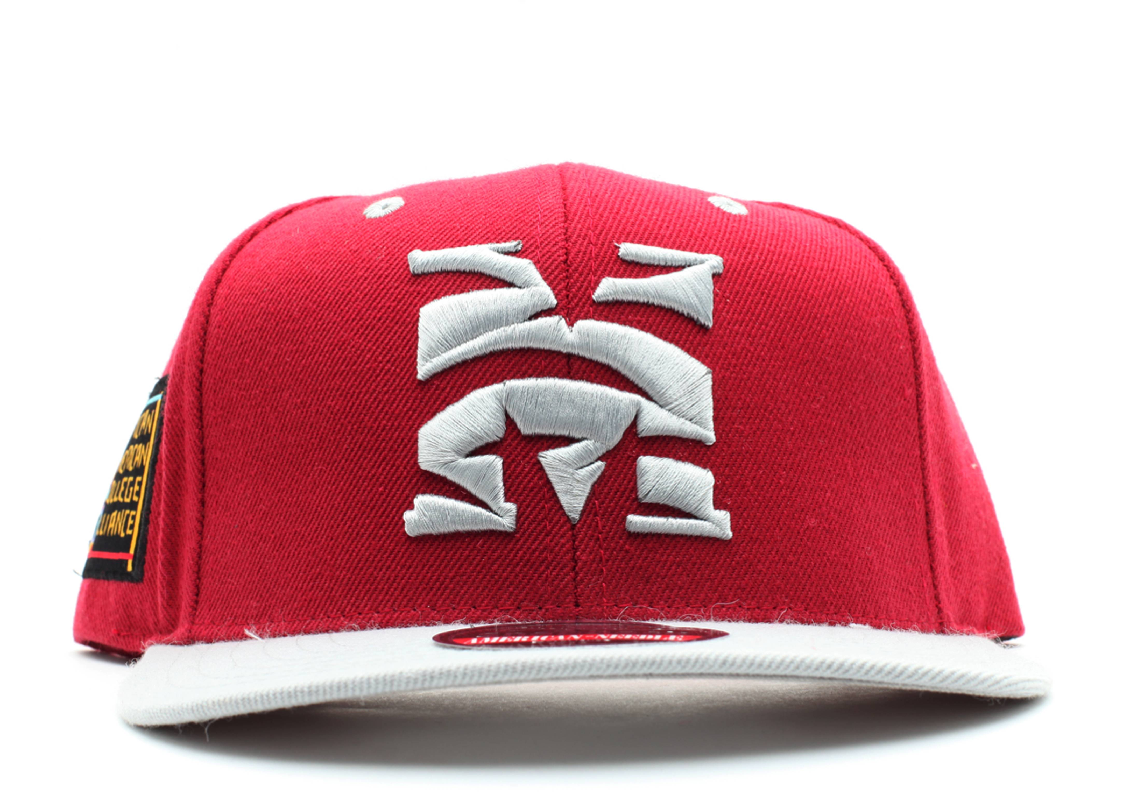 """morehouse tigers snap-back """"aaca"""""""