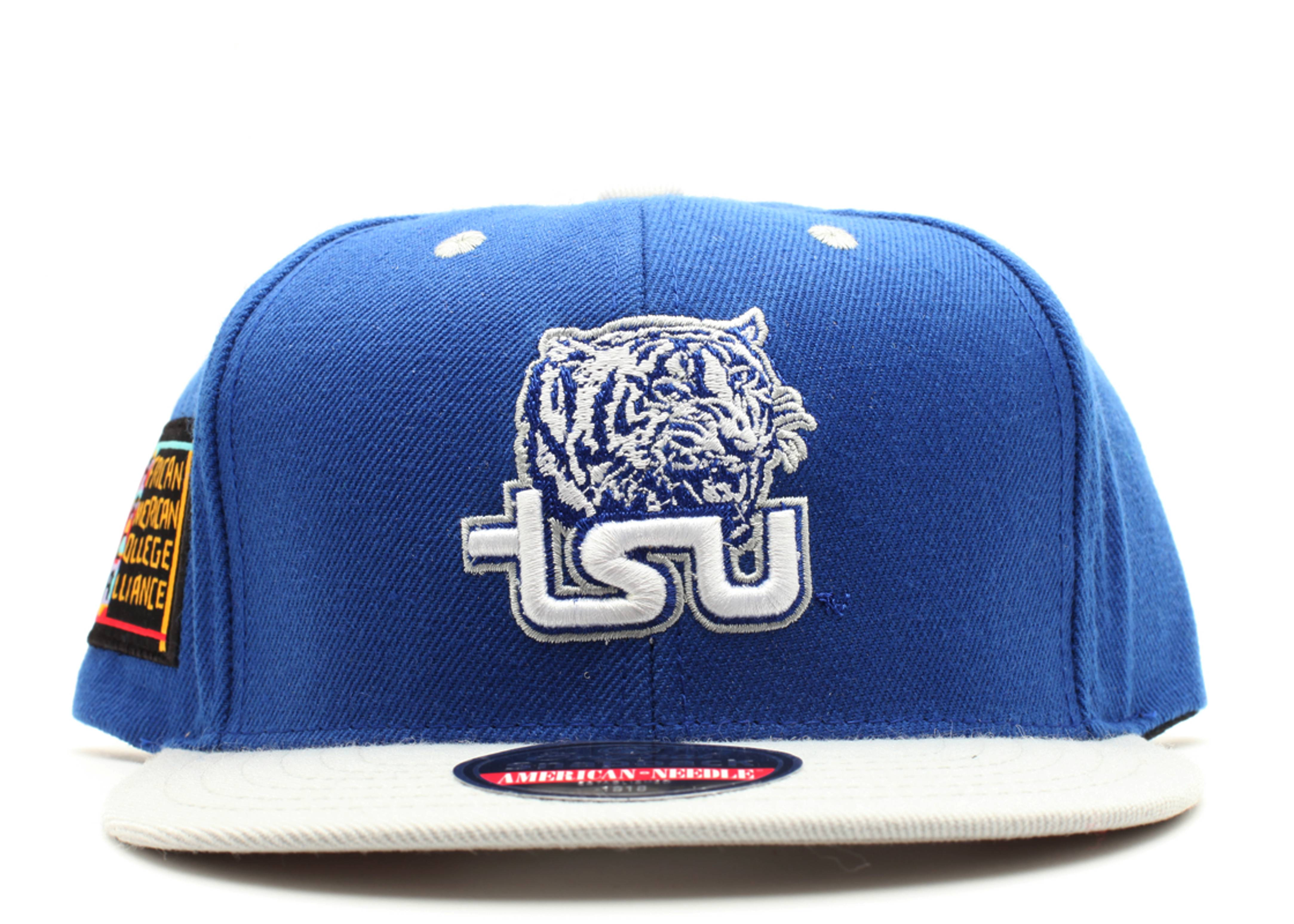"""tennessee state tigers snap-back """"aaca"""""""