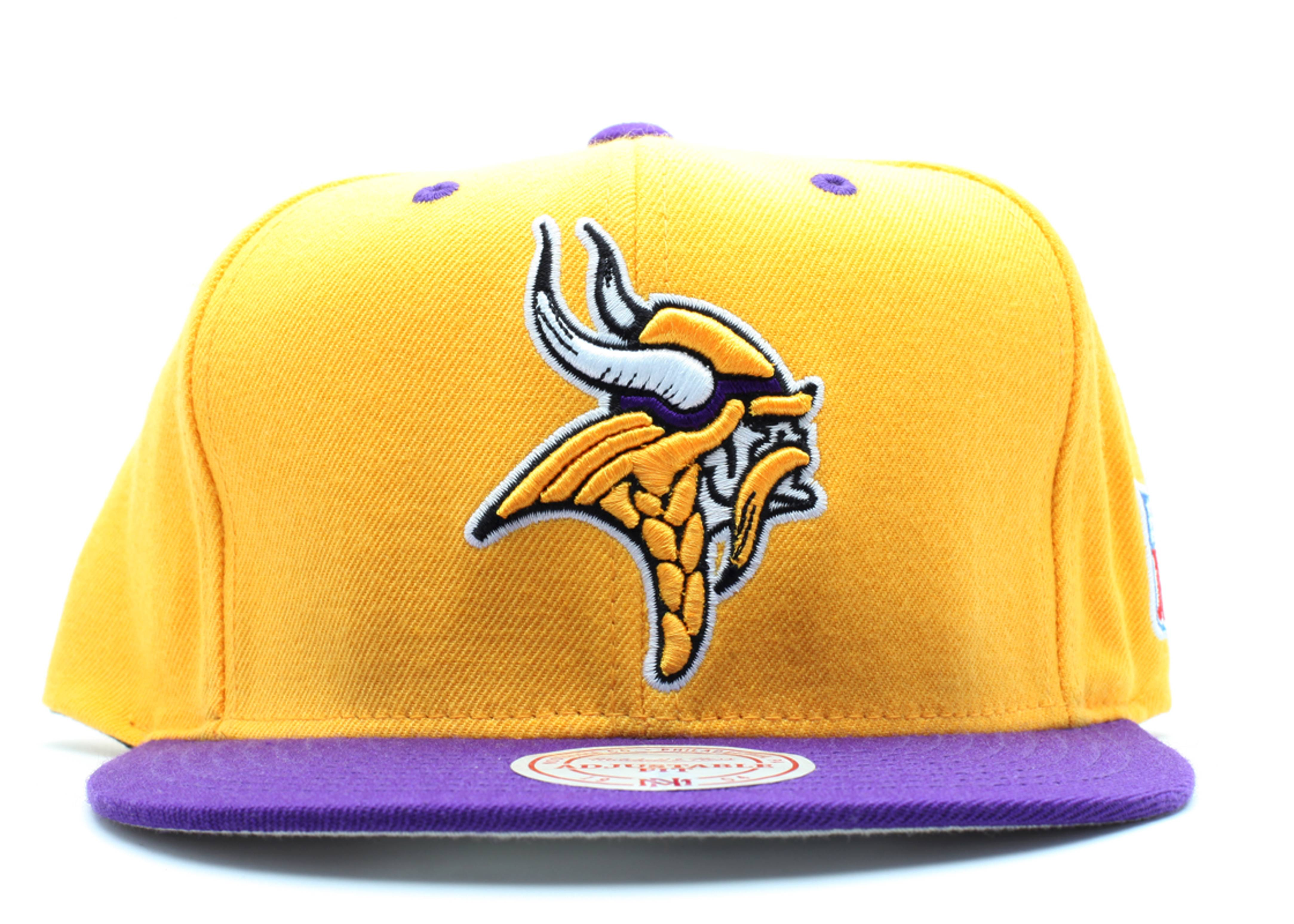 minnesota vikings snap-back