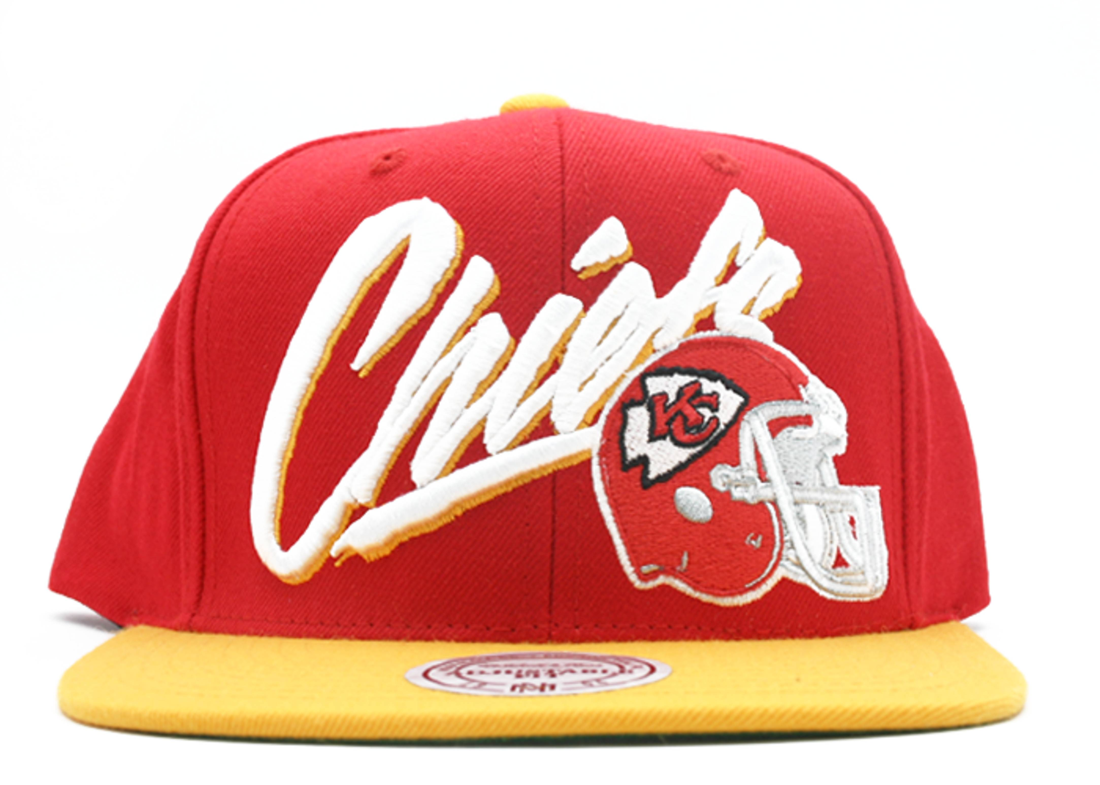 kansas city chiefs snap-back