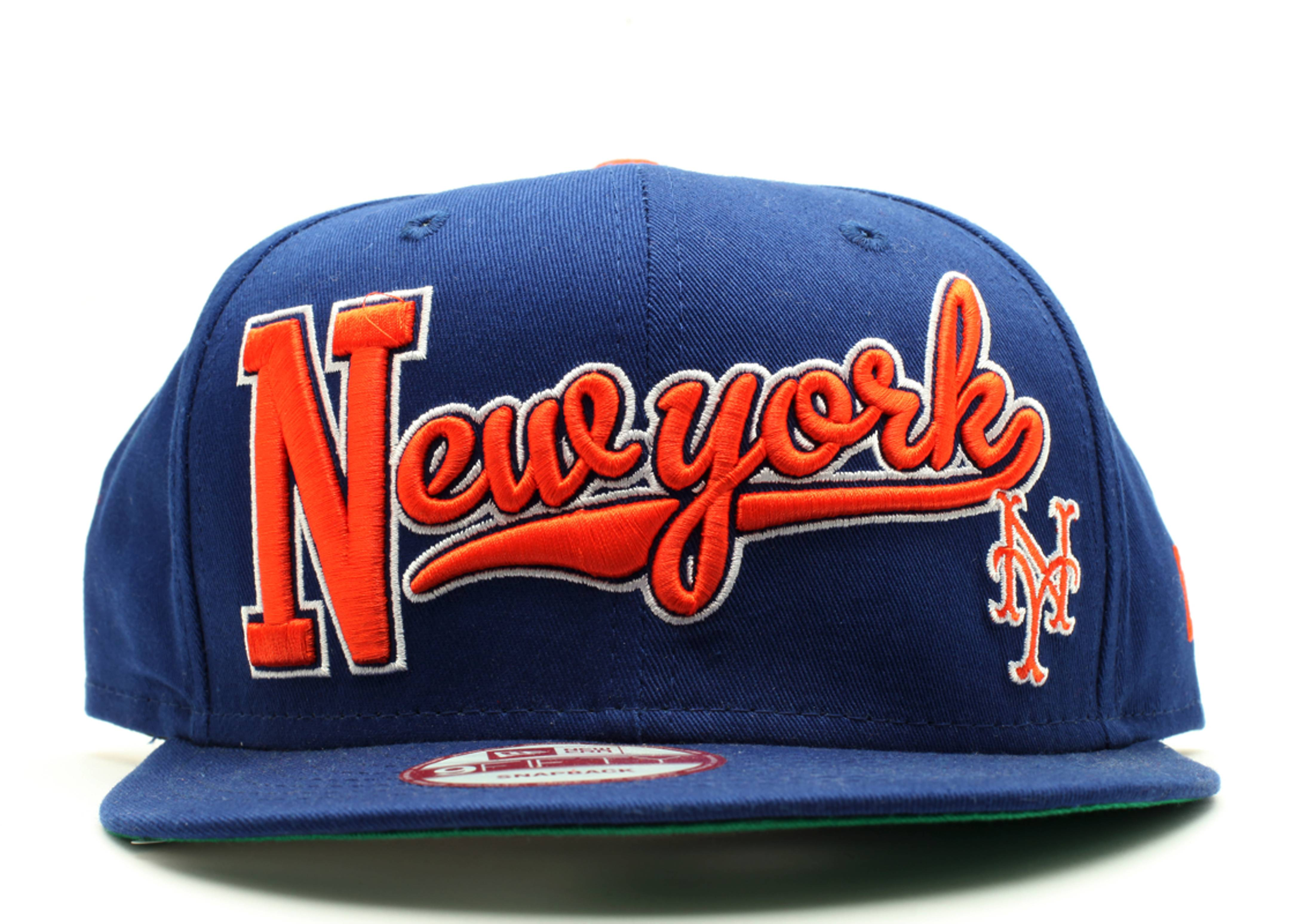 new york mets snap-back