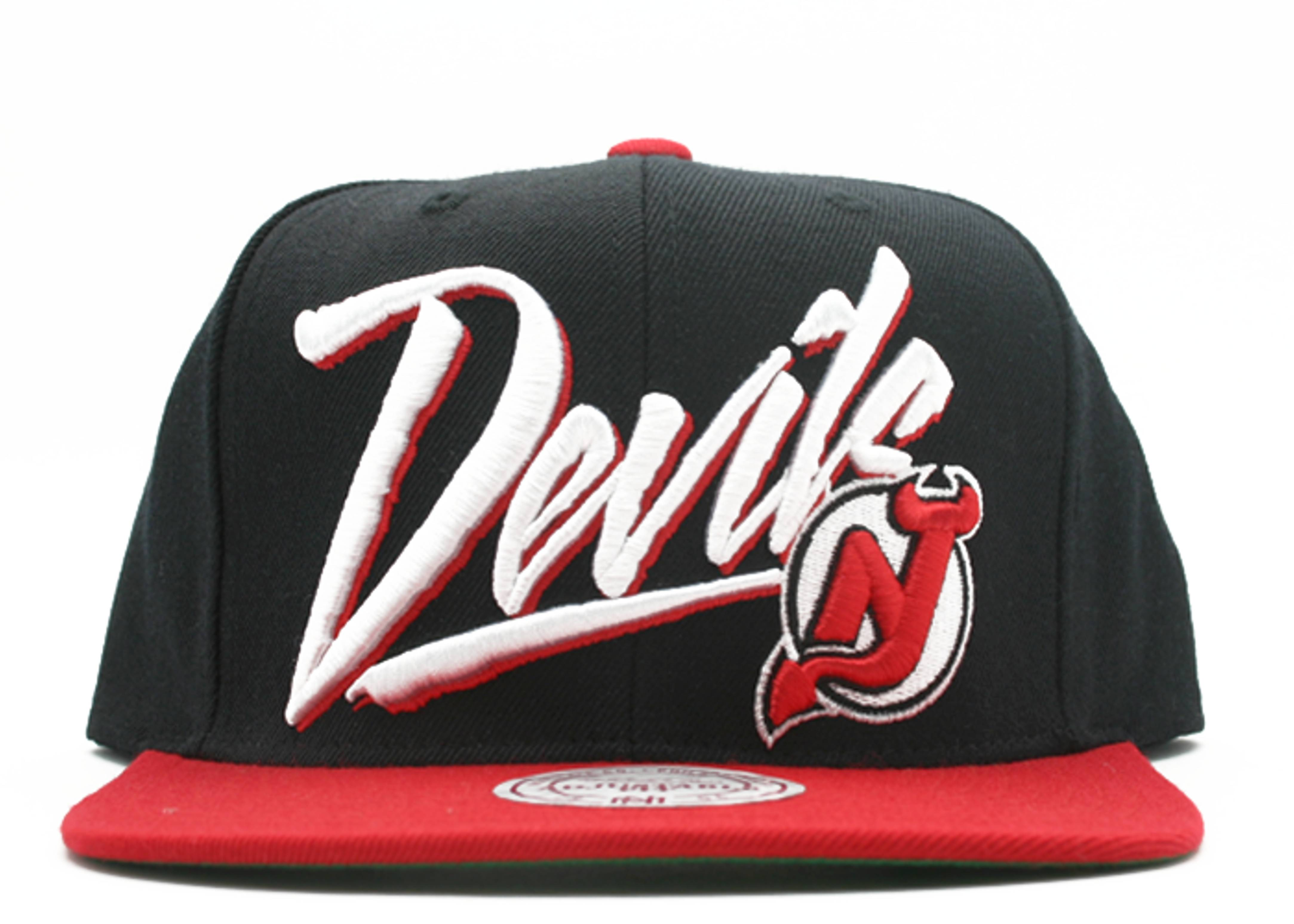 new jersey devils snap-back