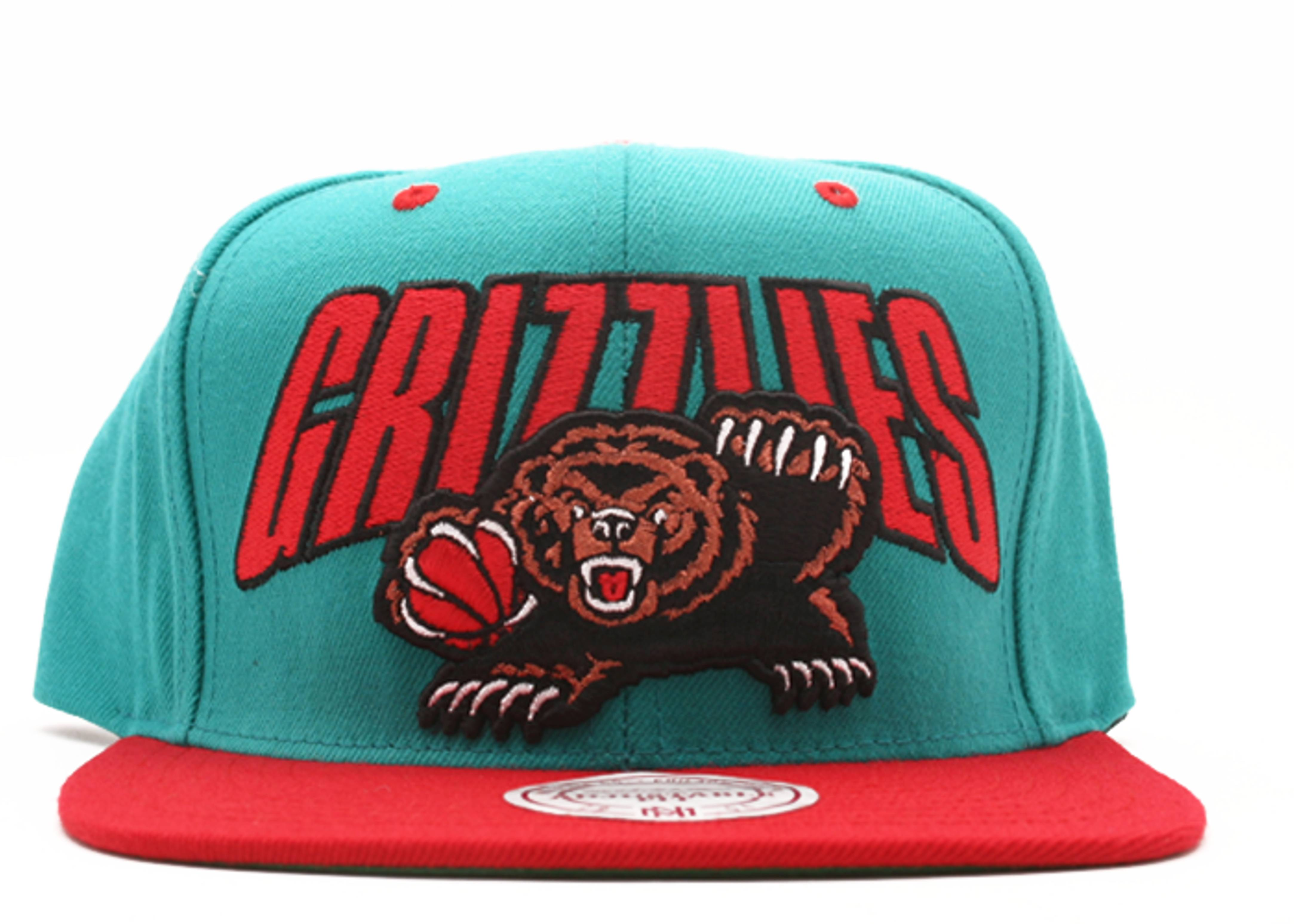 vancouver grizzlies snap-back