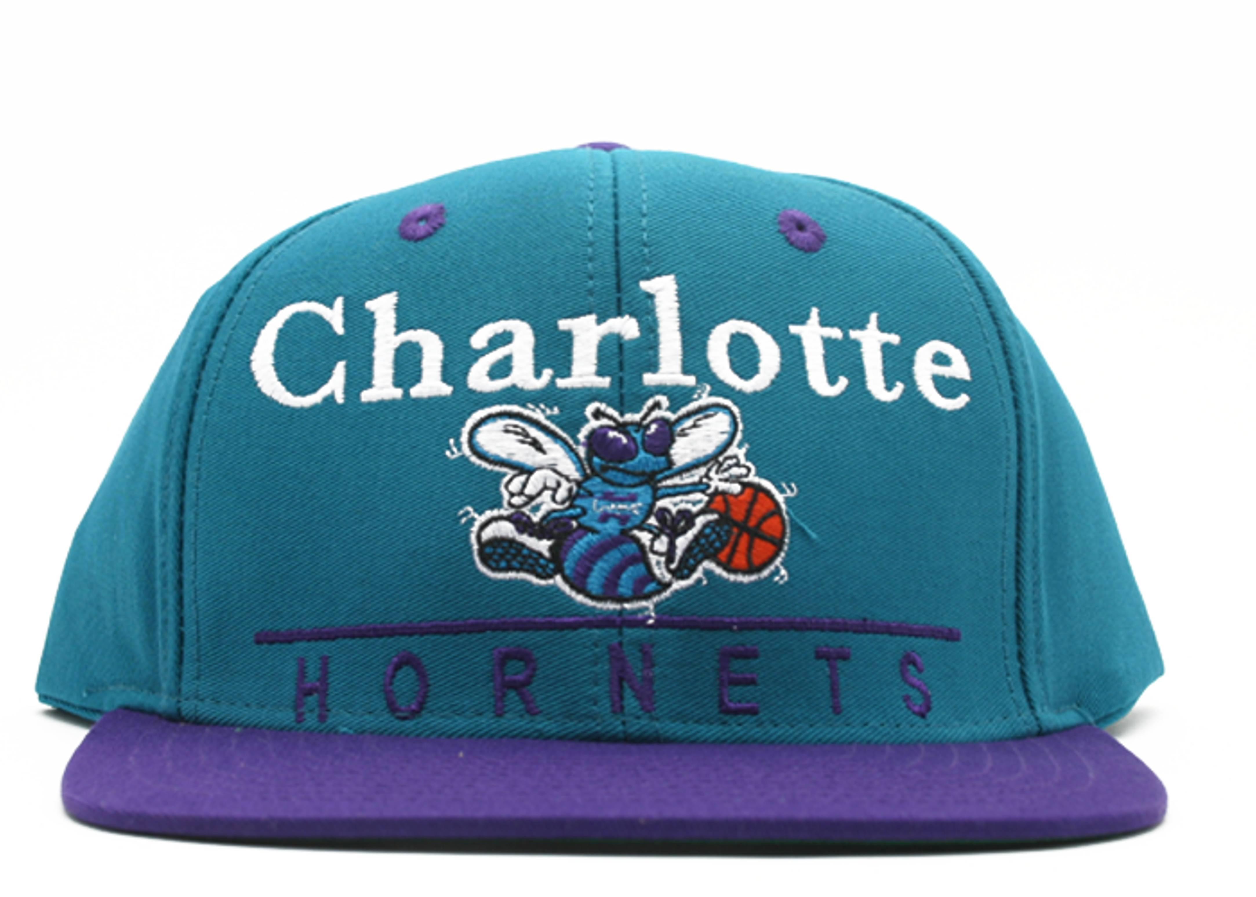 charlotte hornets snap-back