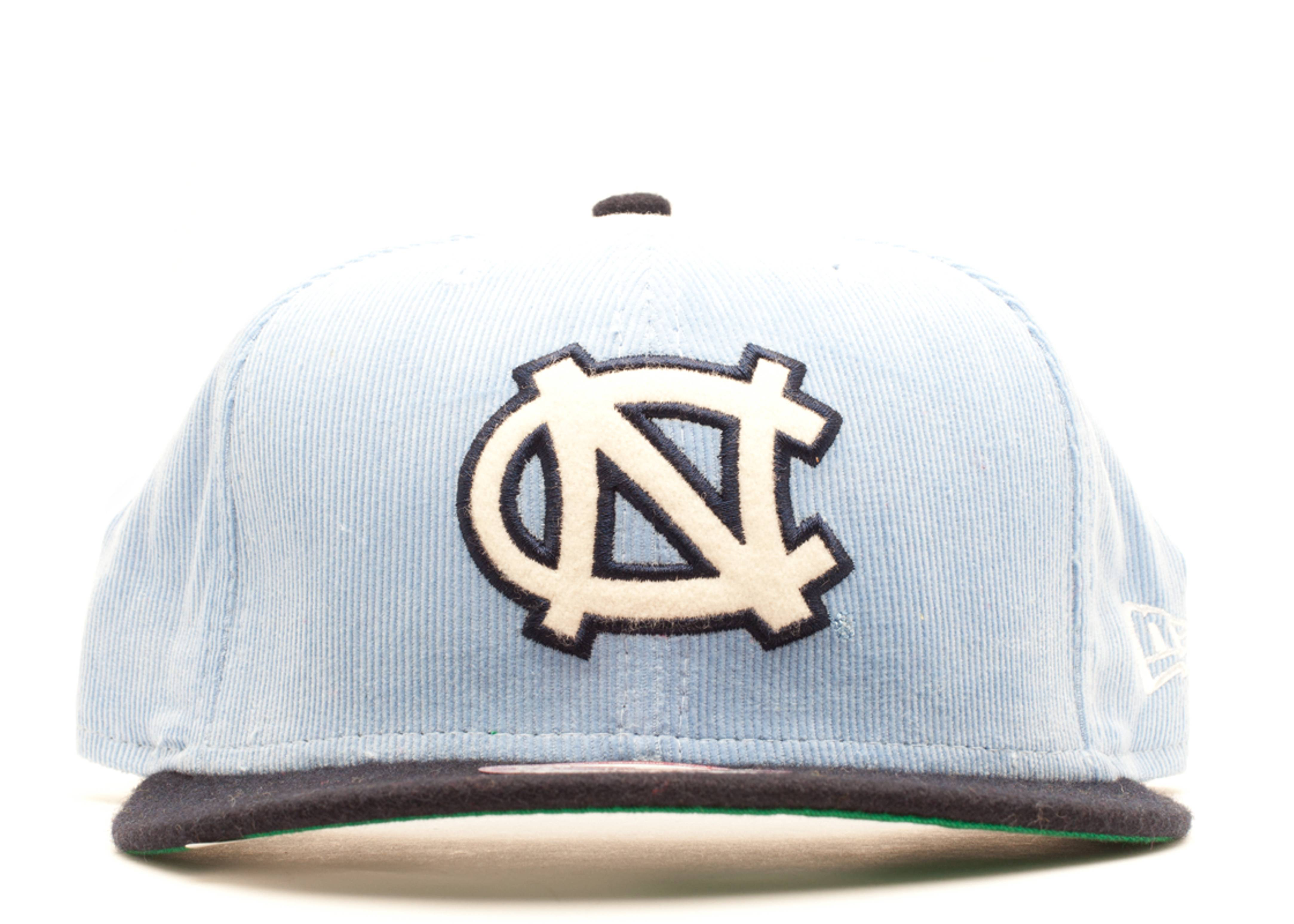 university of north carolina tarheels corduroy snap-back