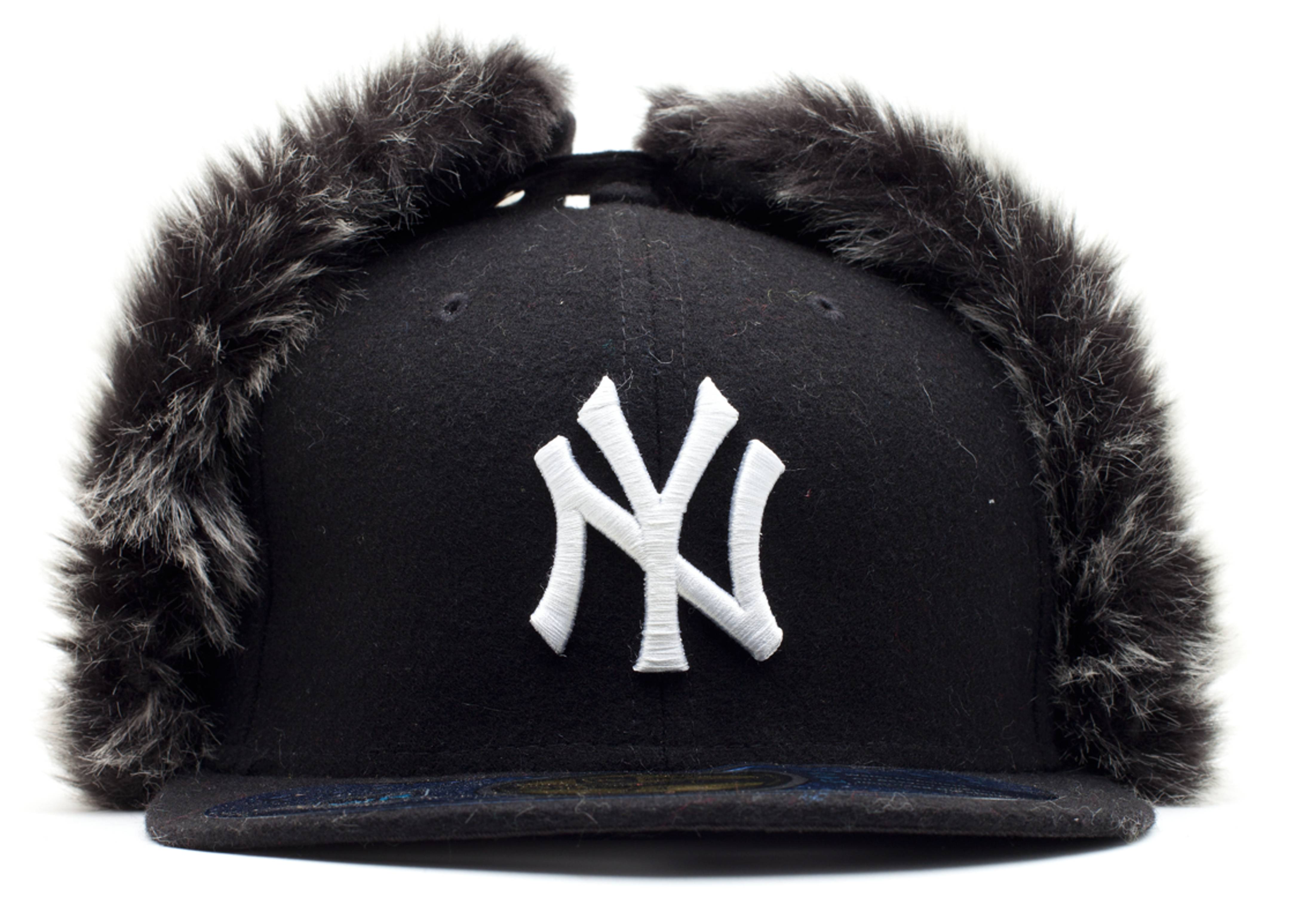 new york yankees dogear fitted