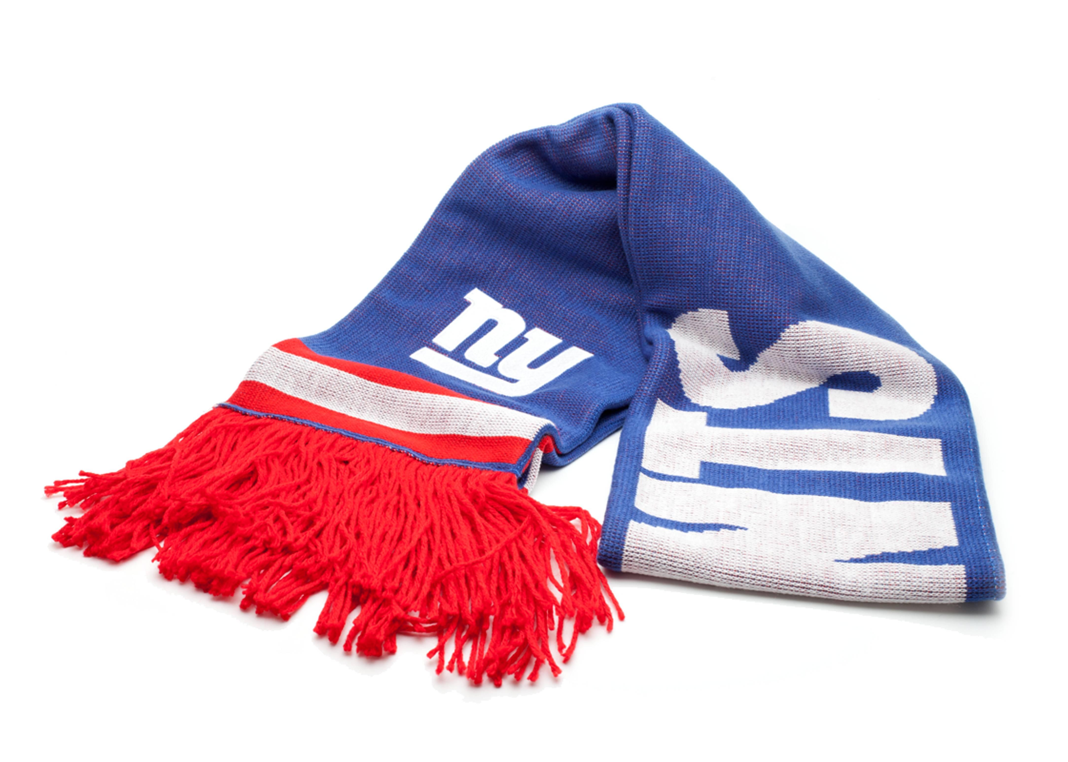 new york giants scarf