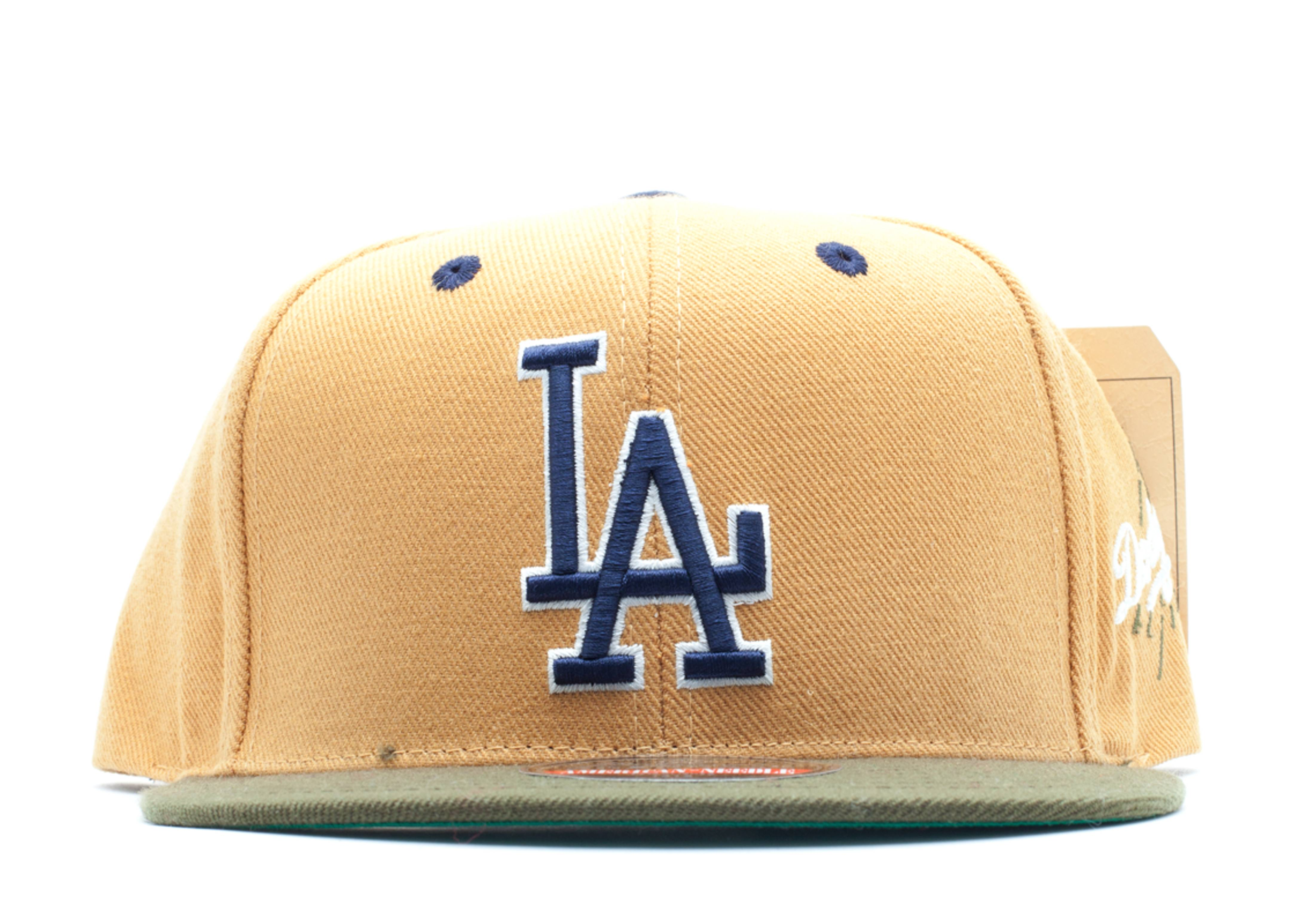 los angeles dodgers snap-back