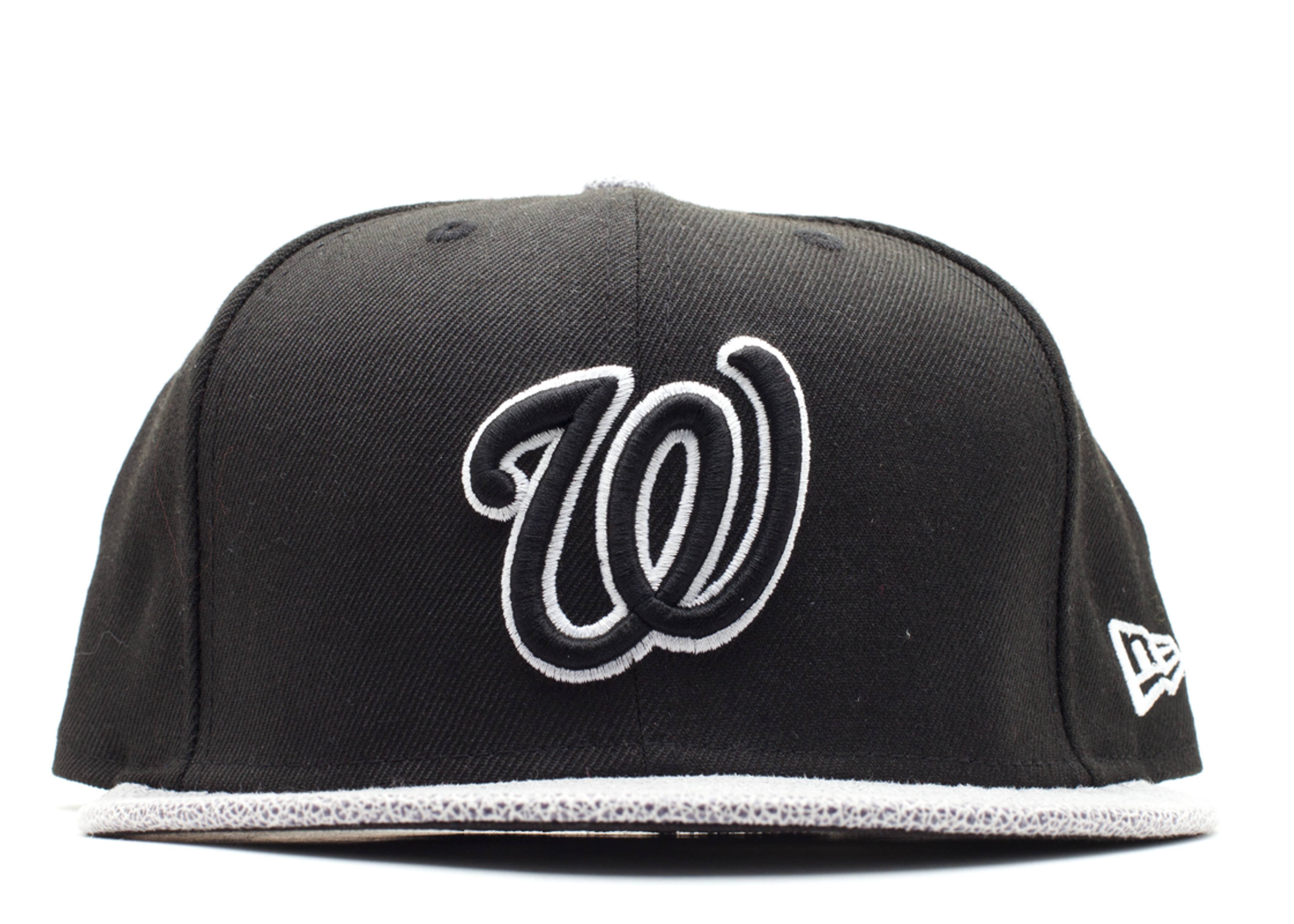 "washington nationals fitted ""snake"""