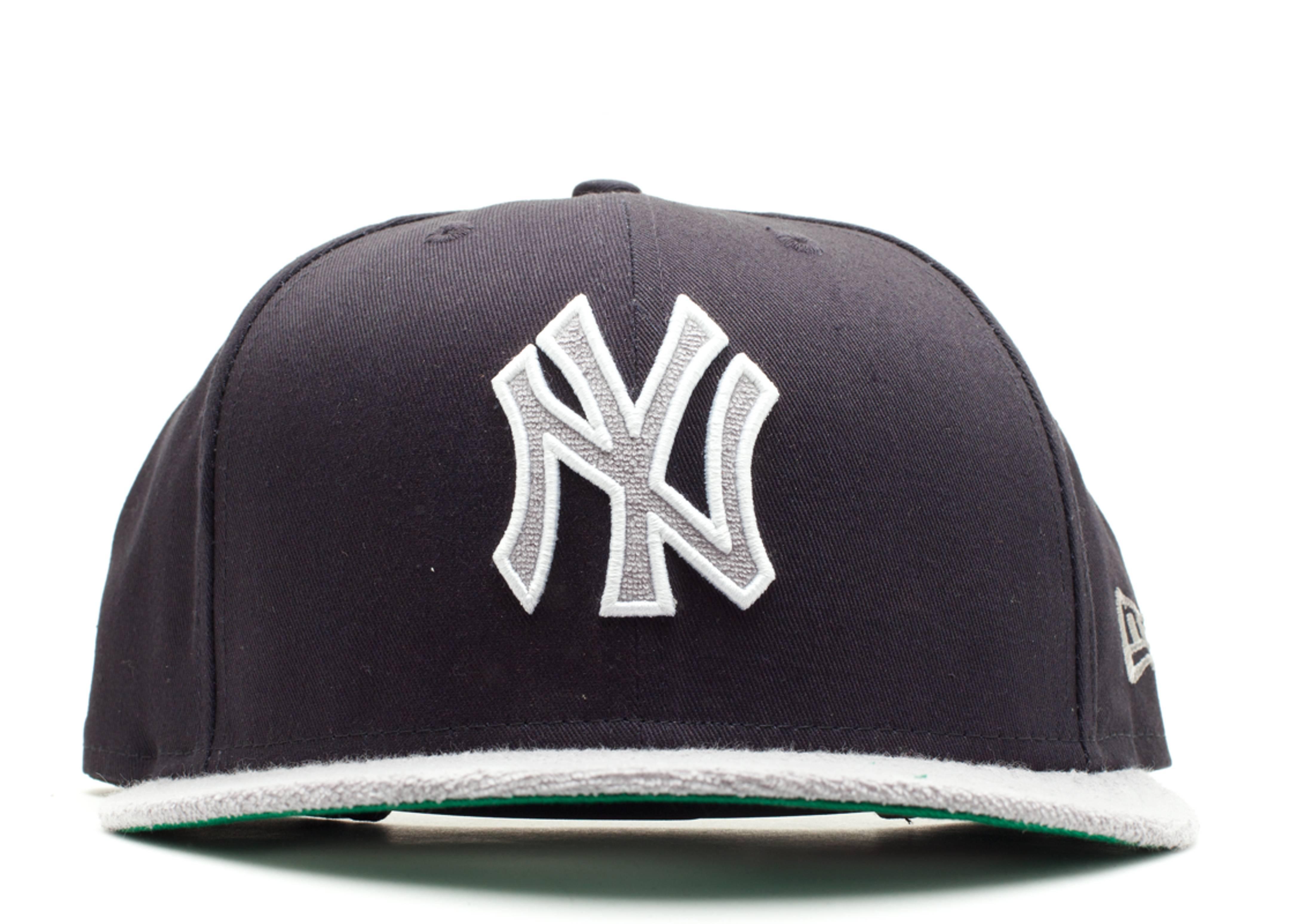 "new york yankees retro swathe snap-back ""terry cloth"""