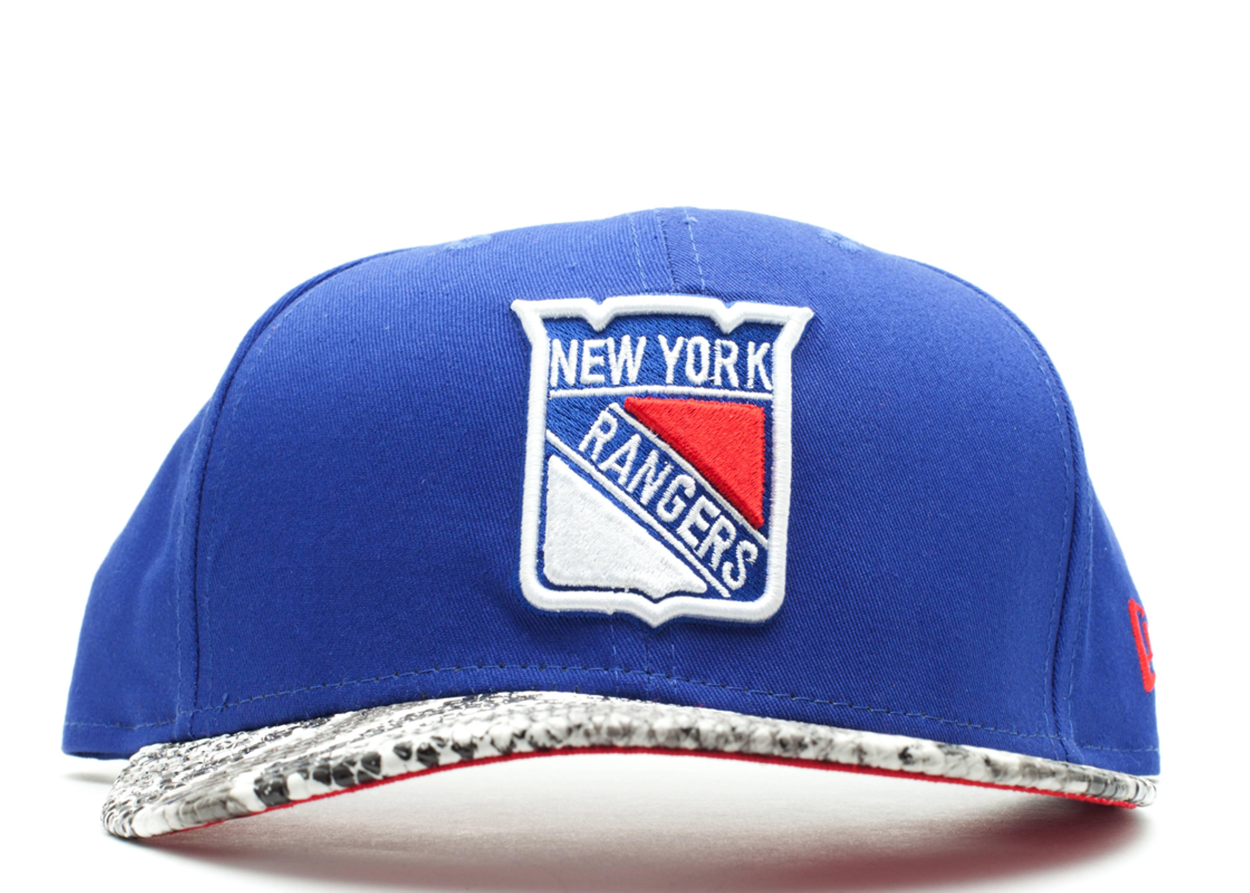 """new york rangers snake snap-back """"snake"""""""