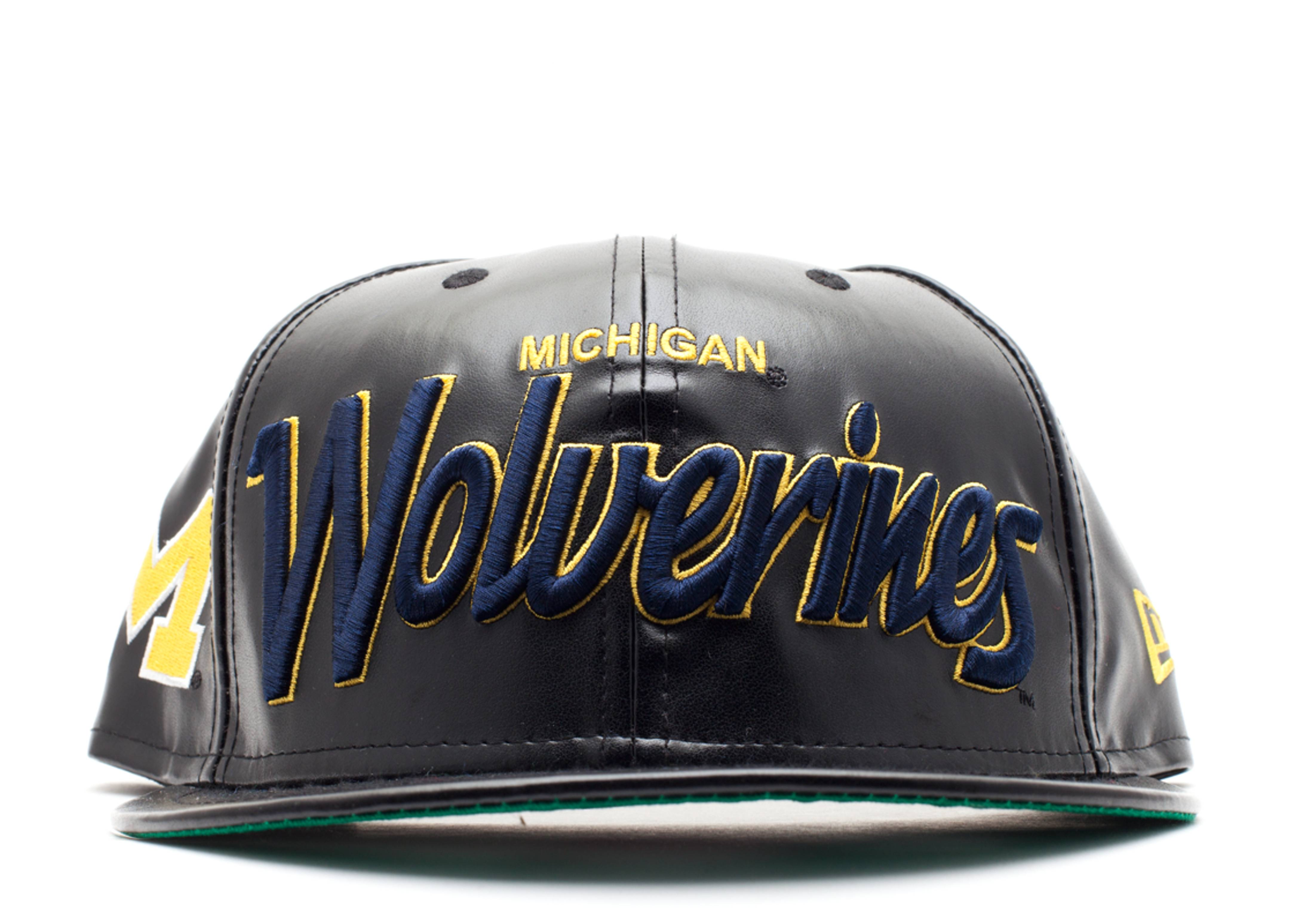 michigan wolverines redux snap-back
