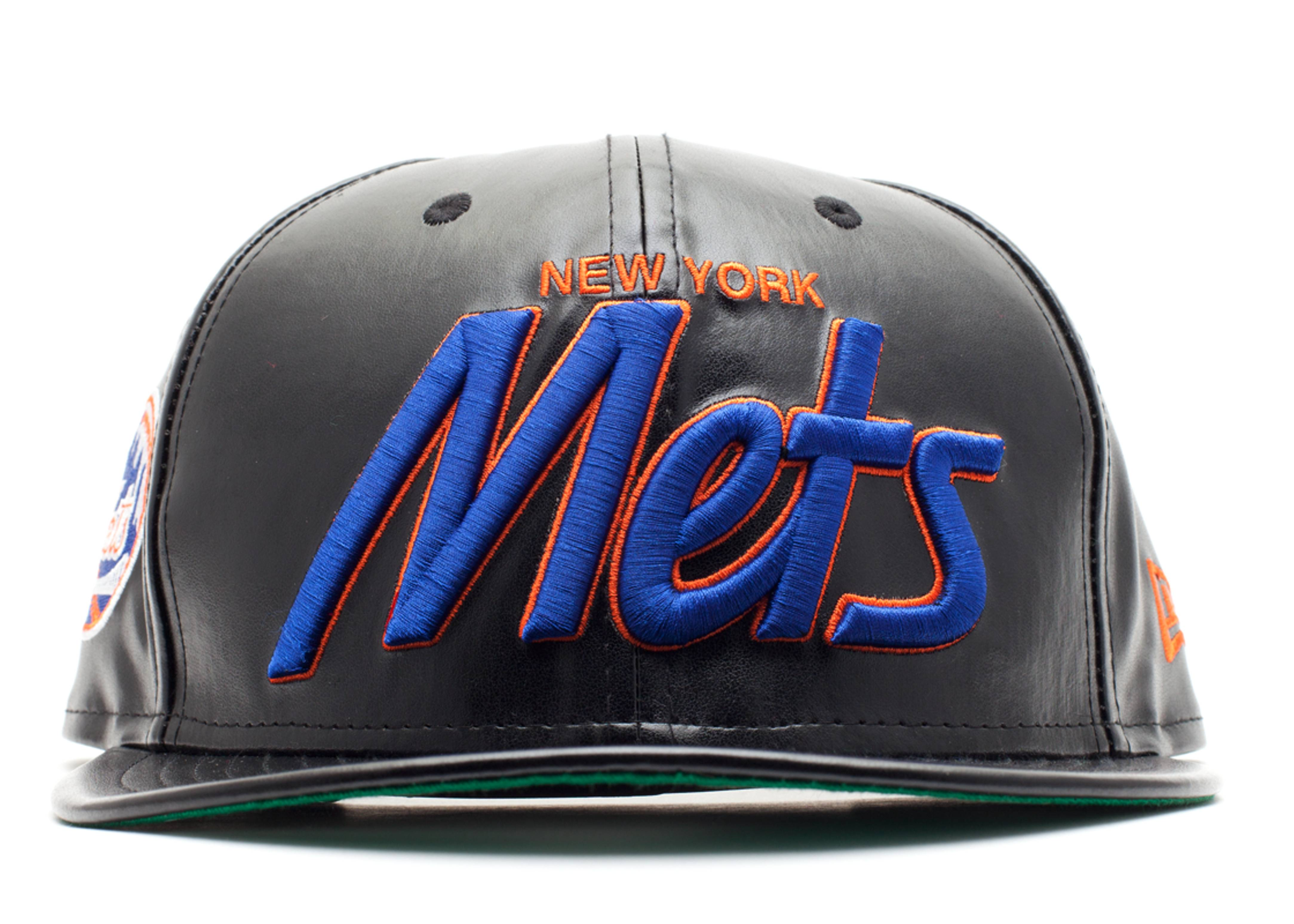 new york mets redux snap-back