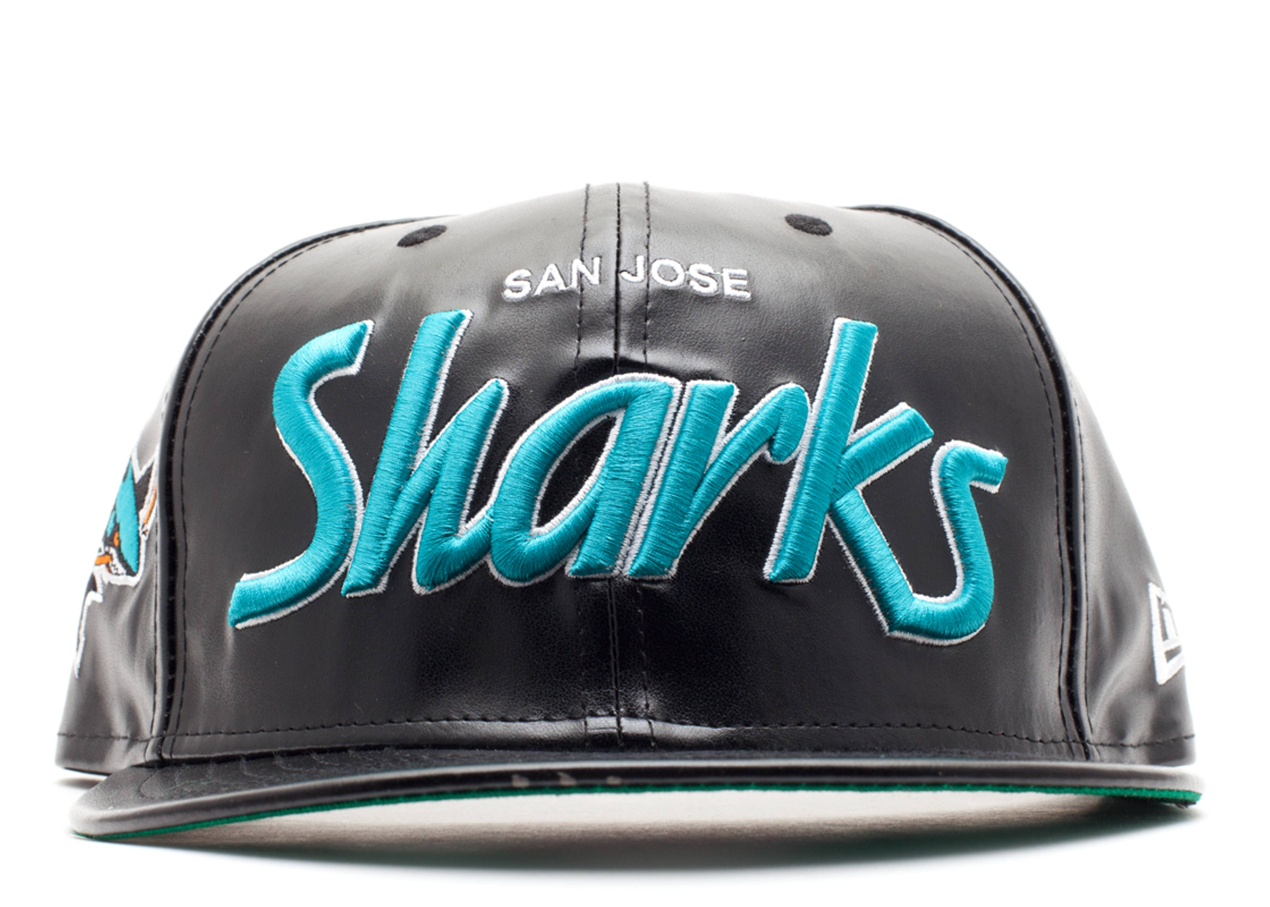 san jose sharks redux snap-back