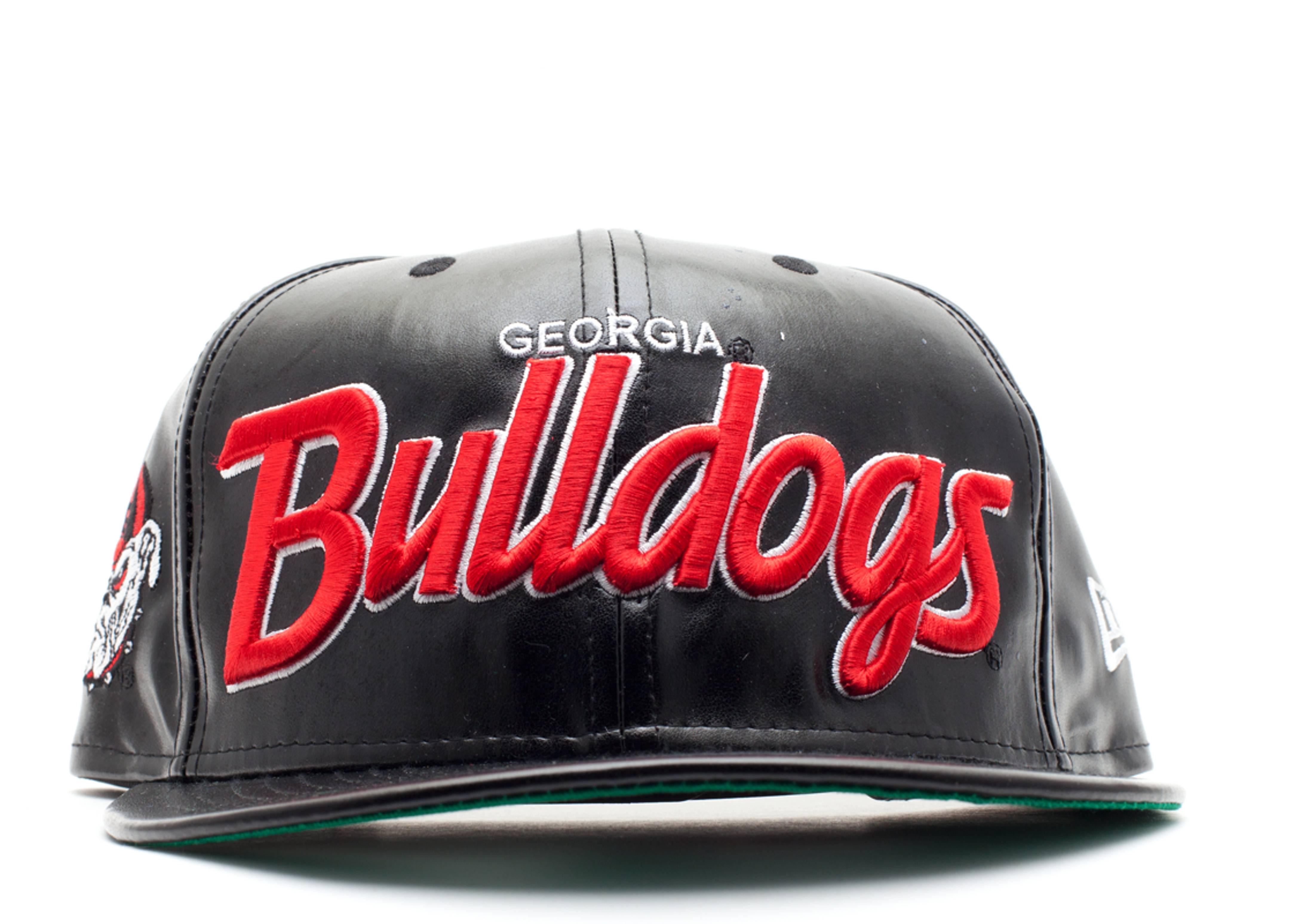 georgia bulldogs redux snap-back