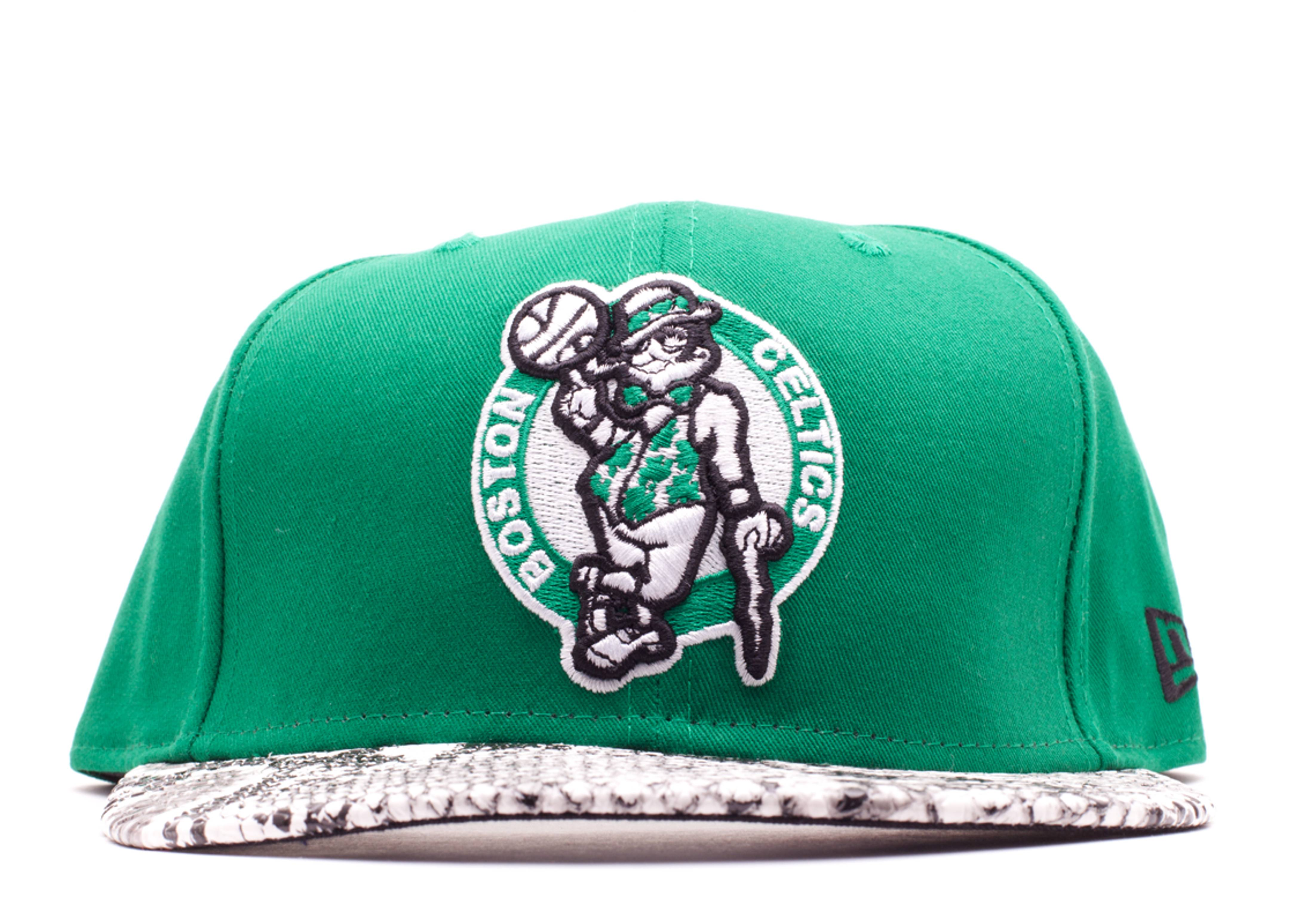"boston celtics snake snap-back ""snake"""