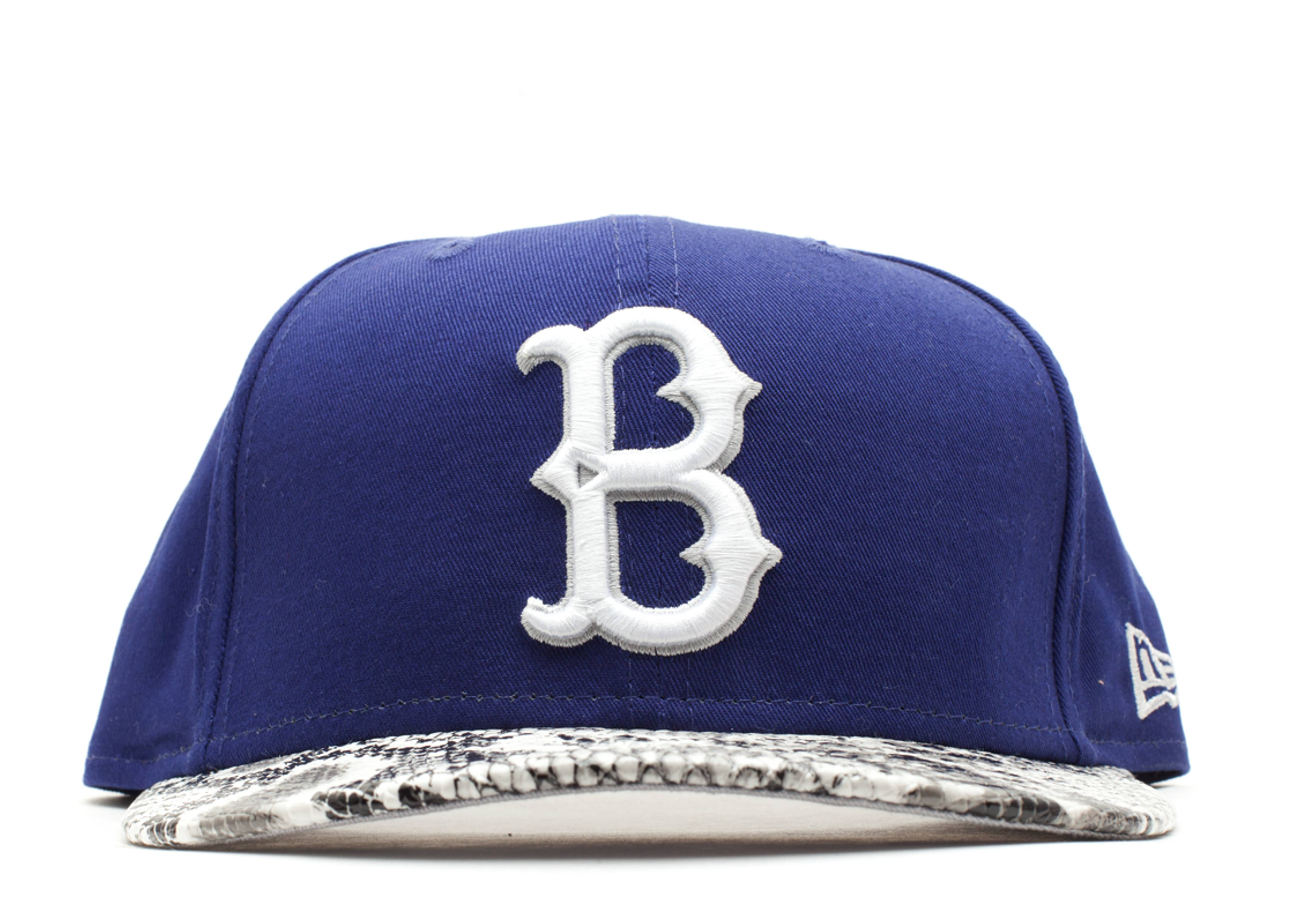 "brooklyn dodgers snake snap-back ""snake"""