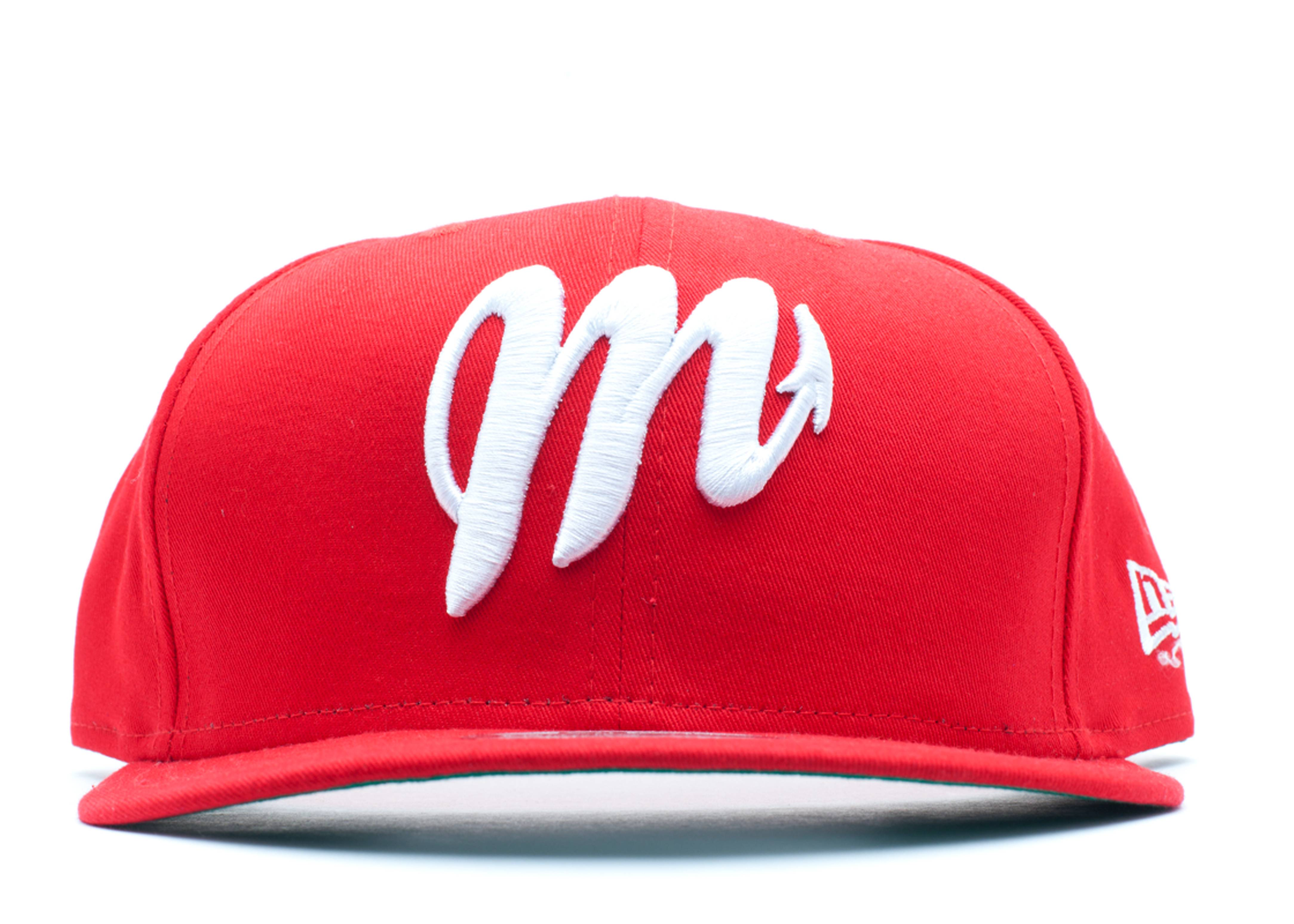 mexico city red devils snap-back