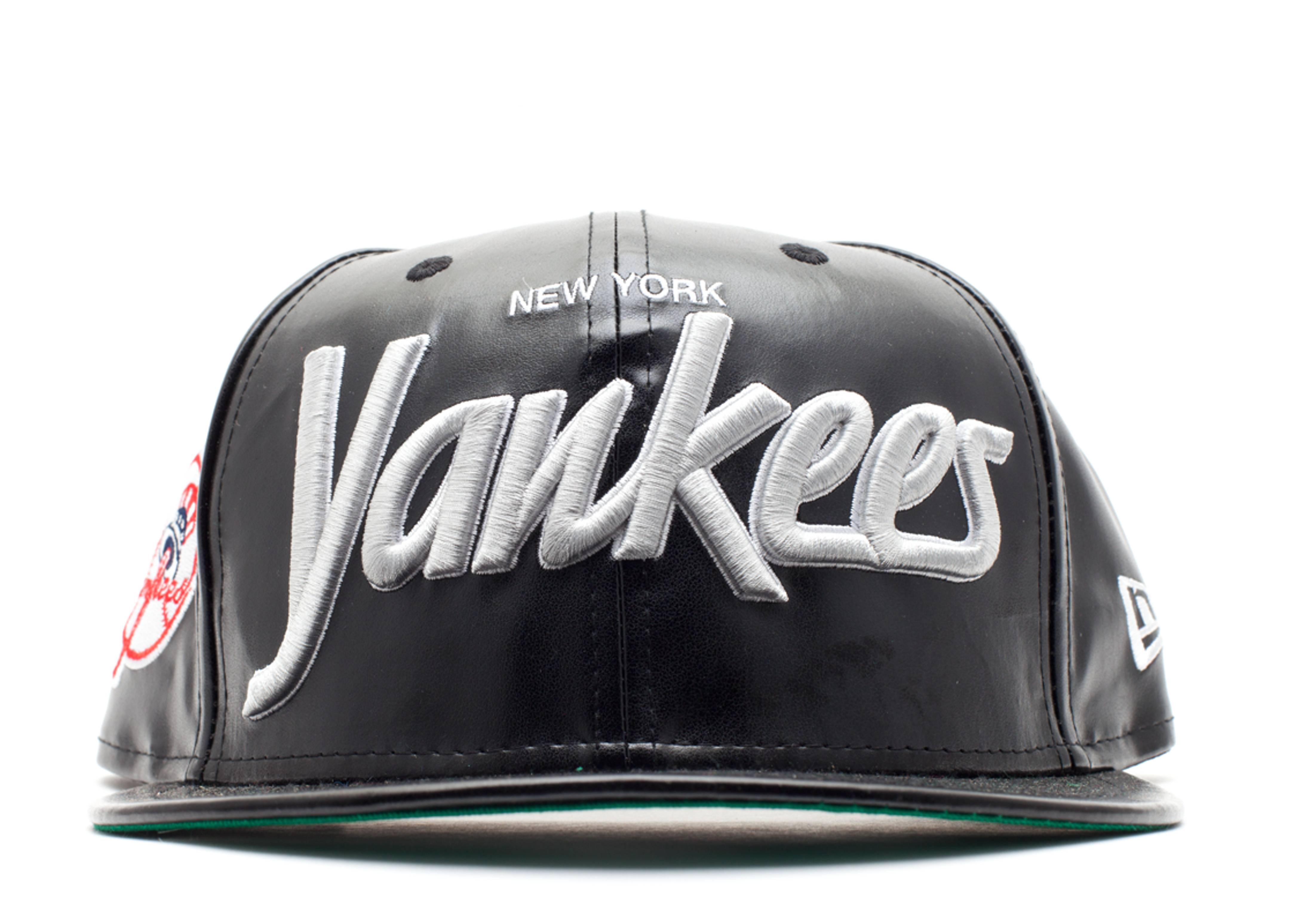 new york yankees script redux snap-back