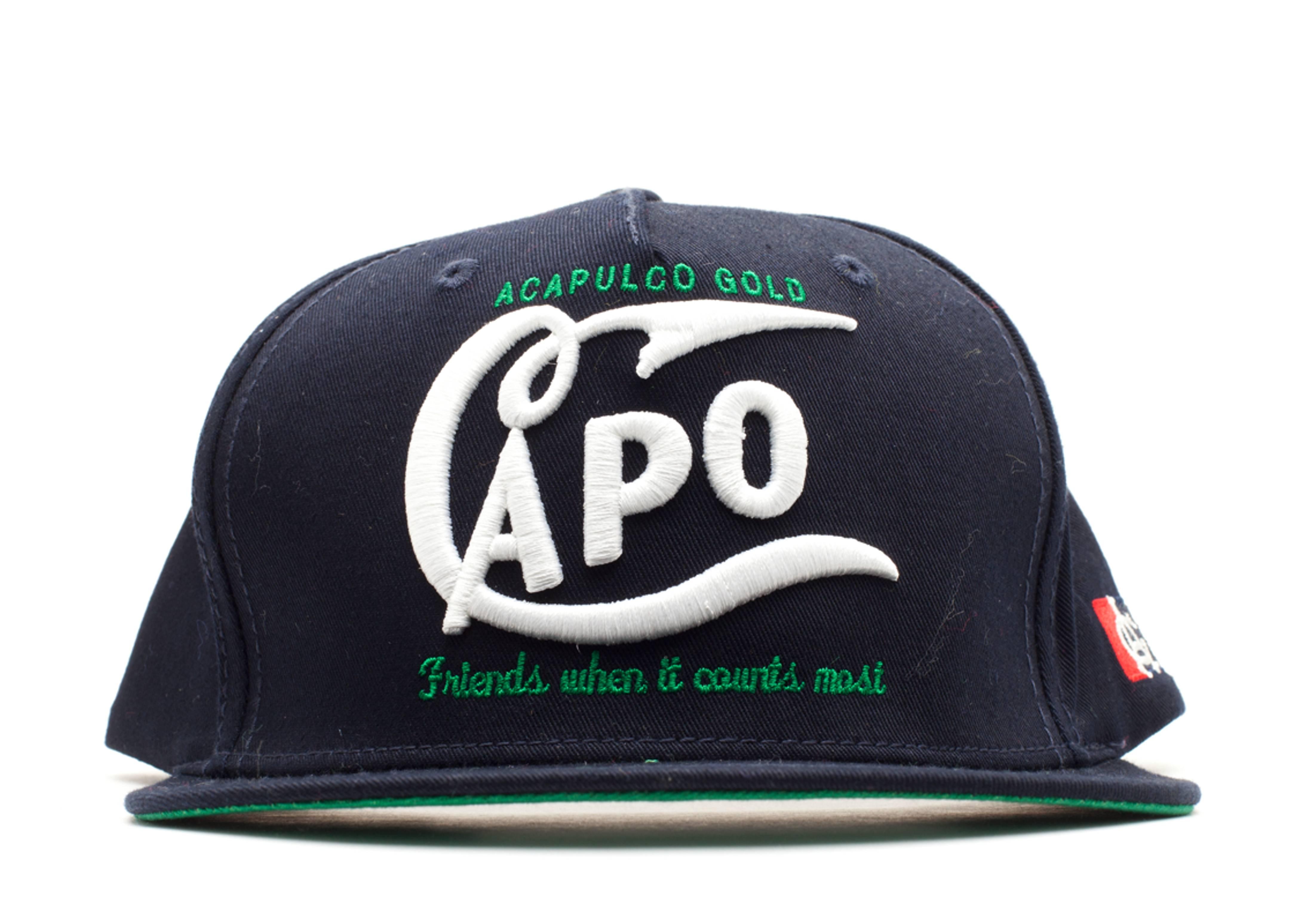 capo snap-back