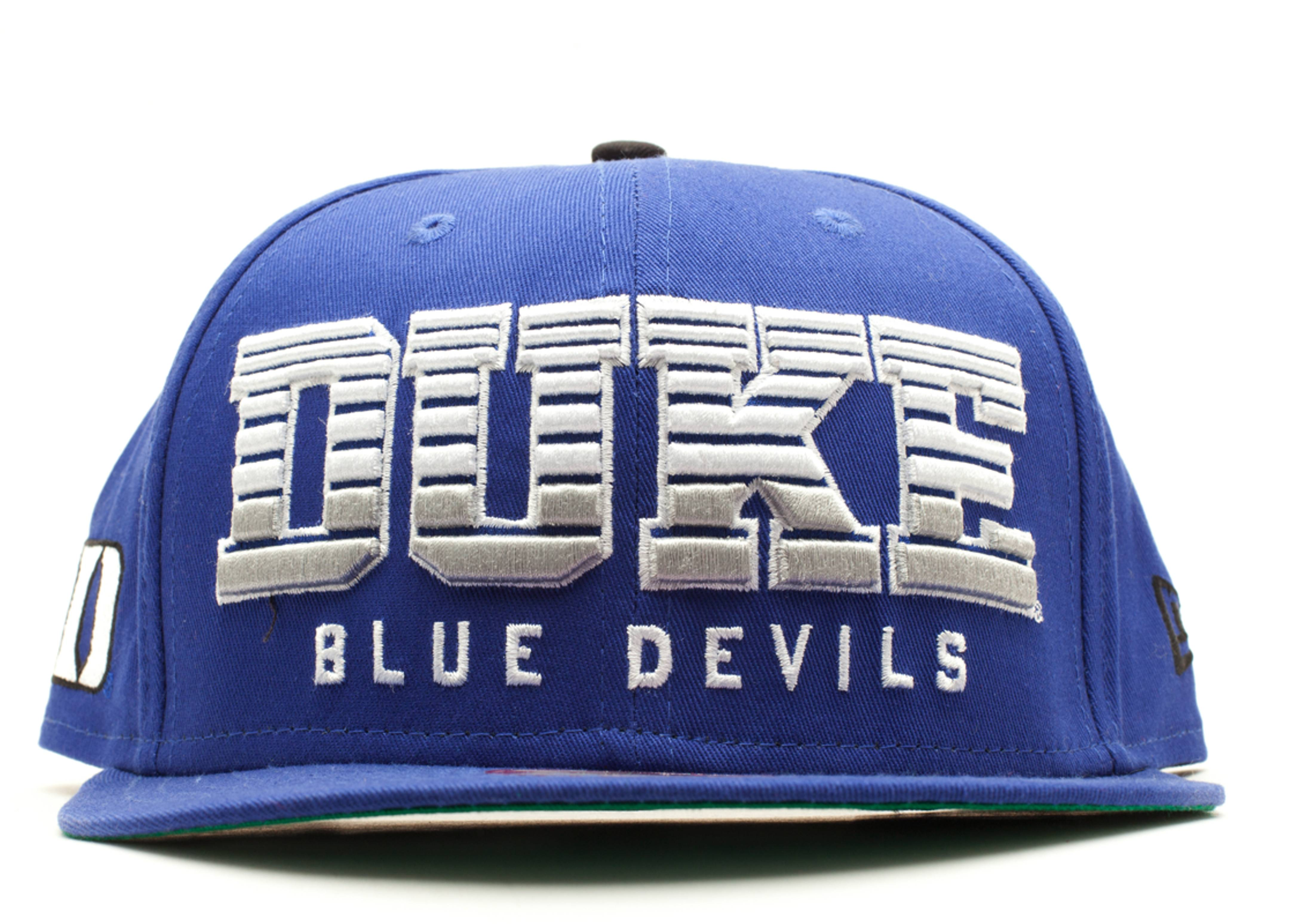 duke blue devils fade snap-back