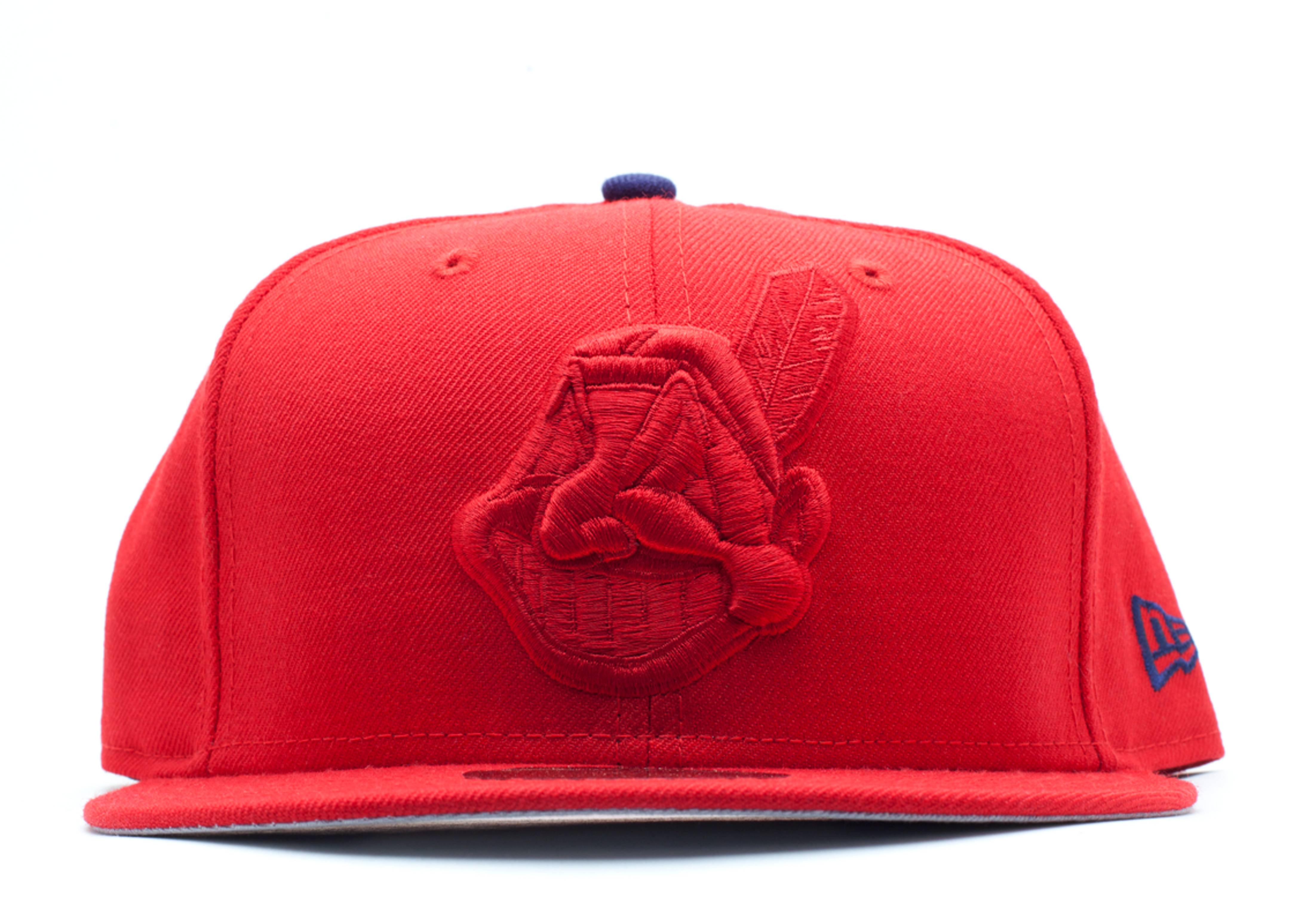 """cleveland indians fitted """"tonal"""""""