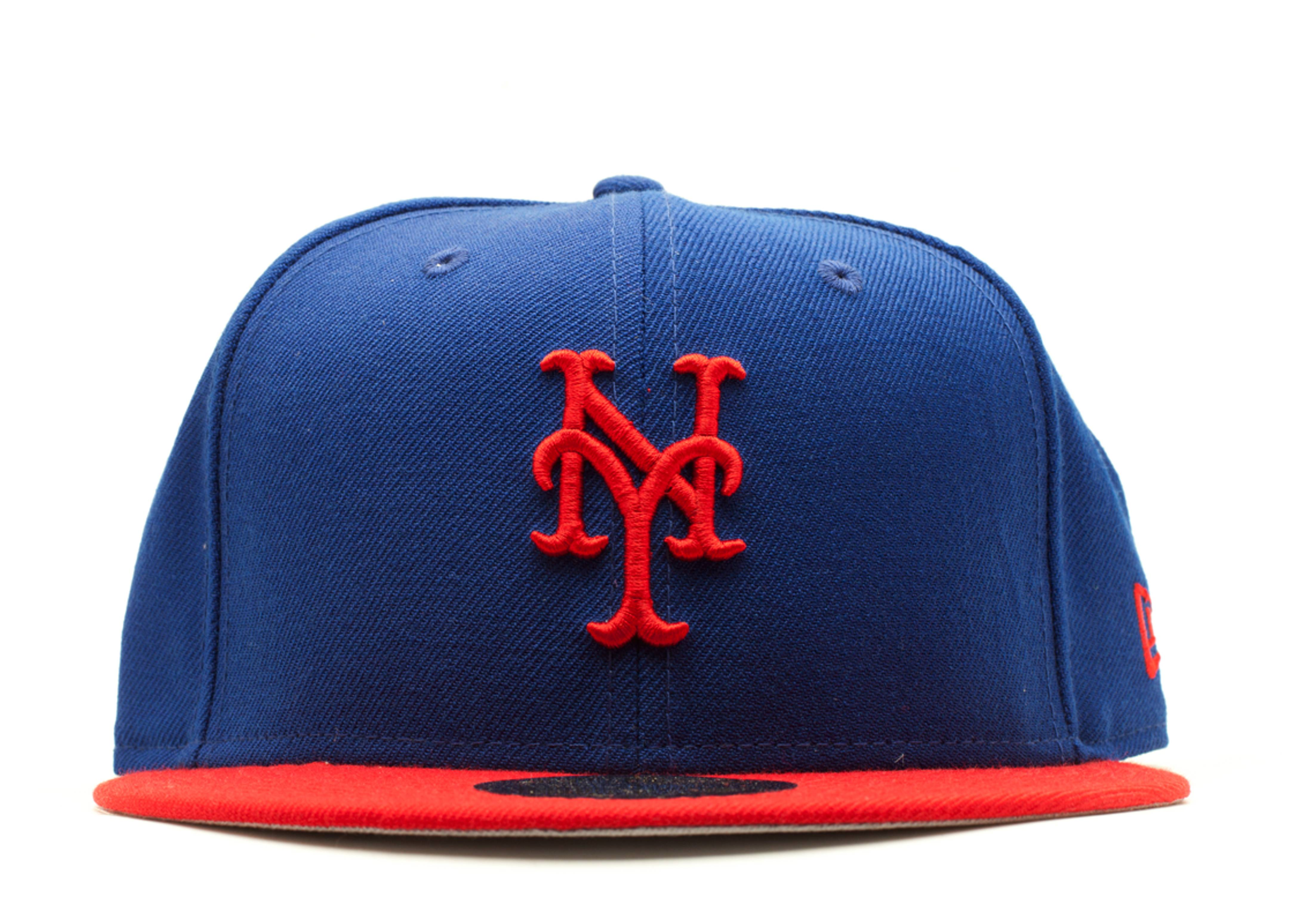 new york mets fitted