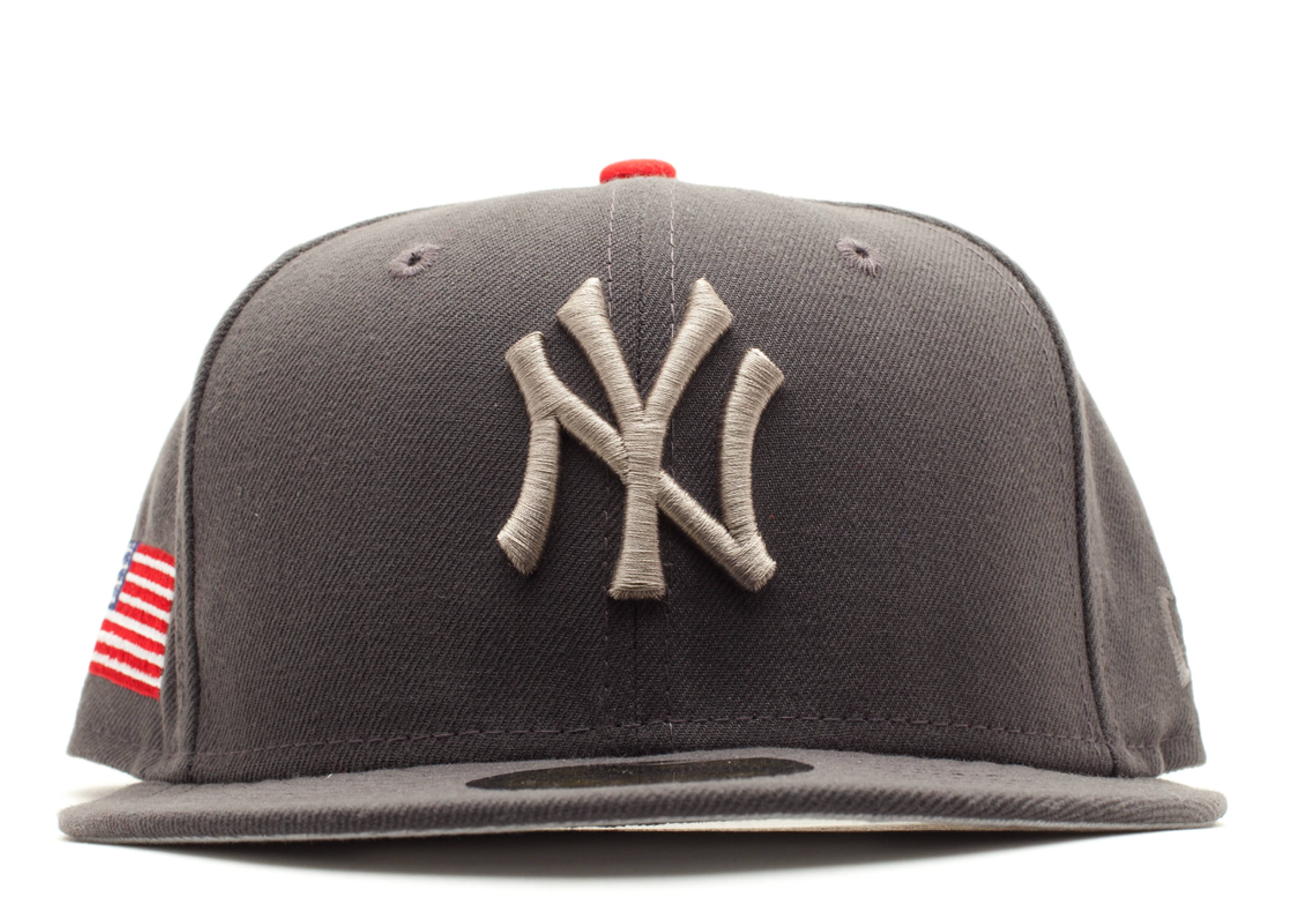 """new york yankees fitted """"american flag"""""""