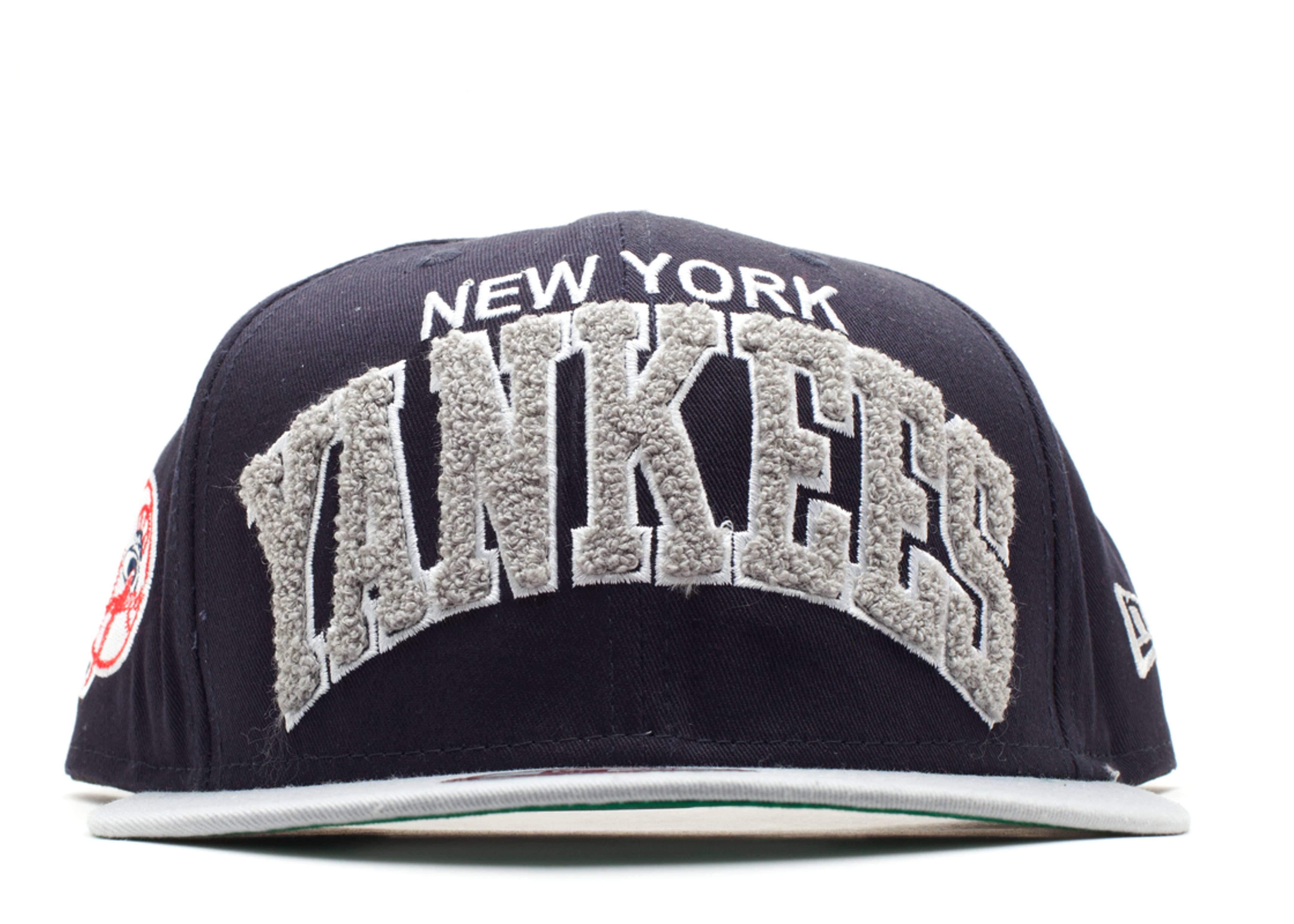 new york yankees chenielle snap-back