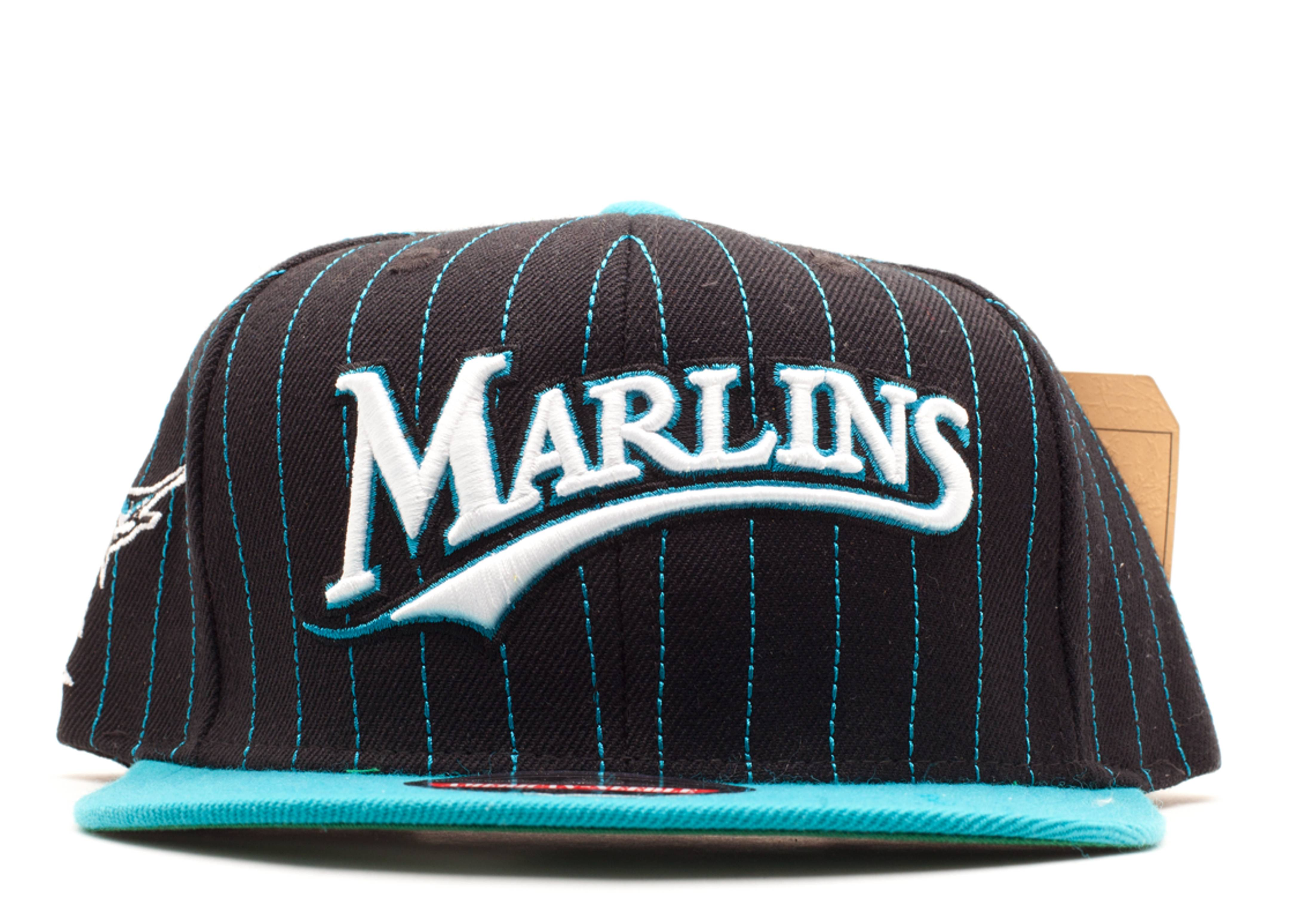 florida marlins snap-back